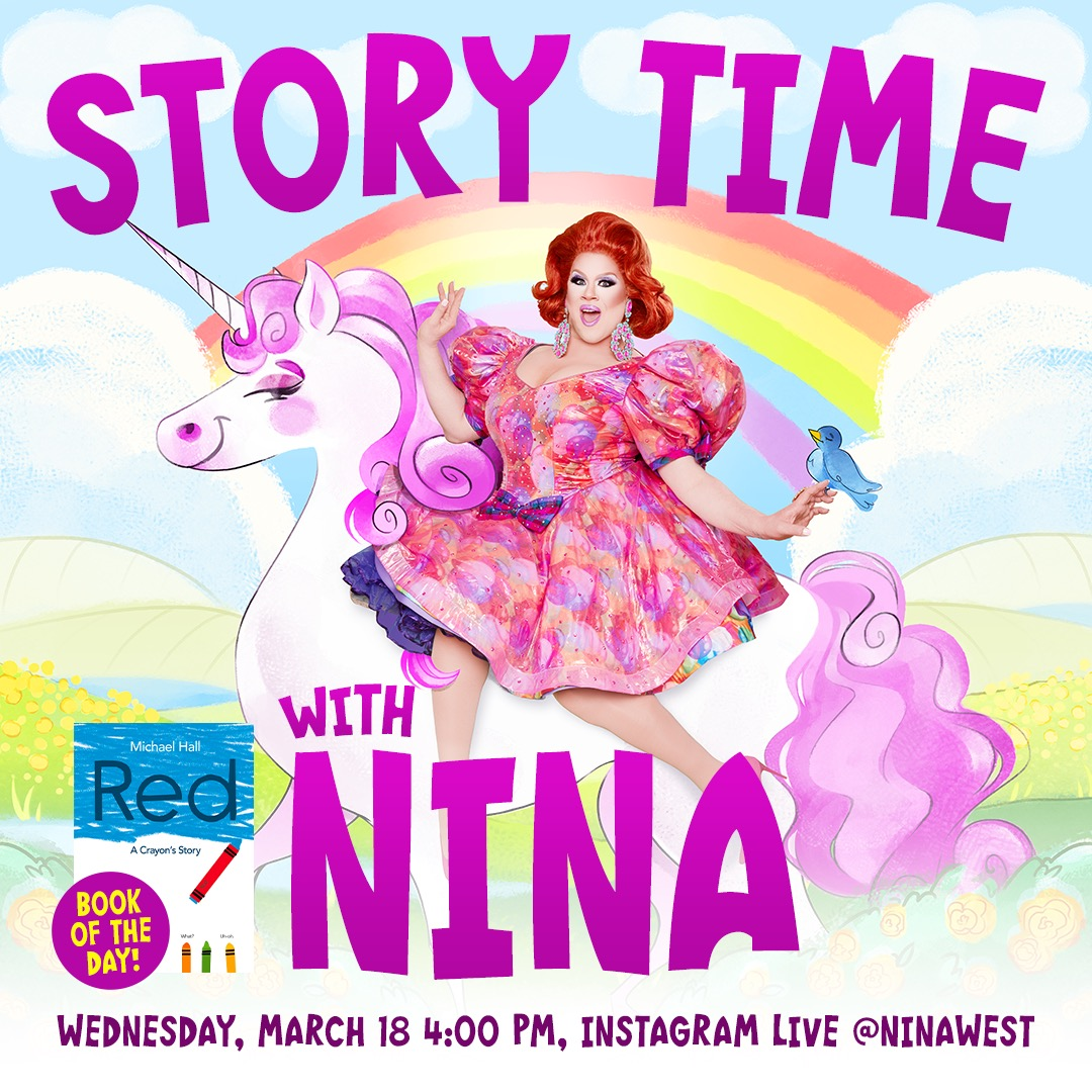 Story Time with Nina