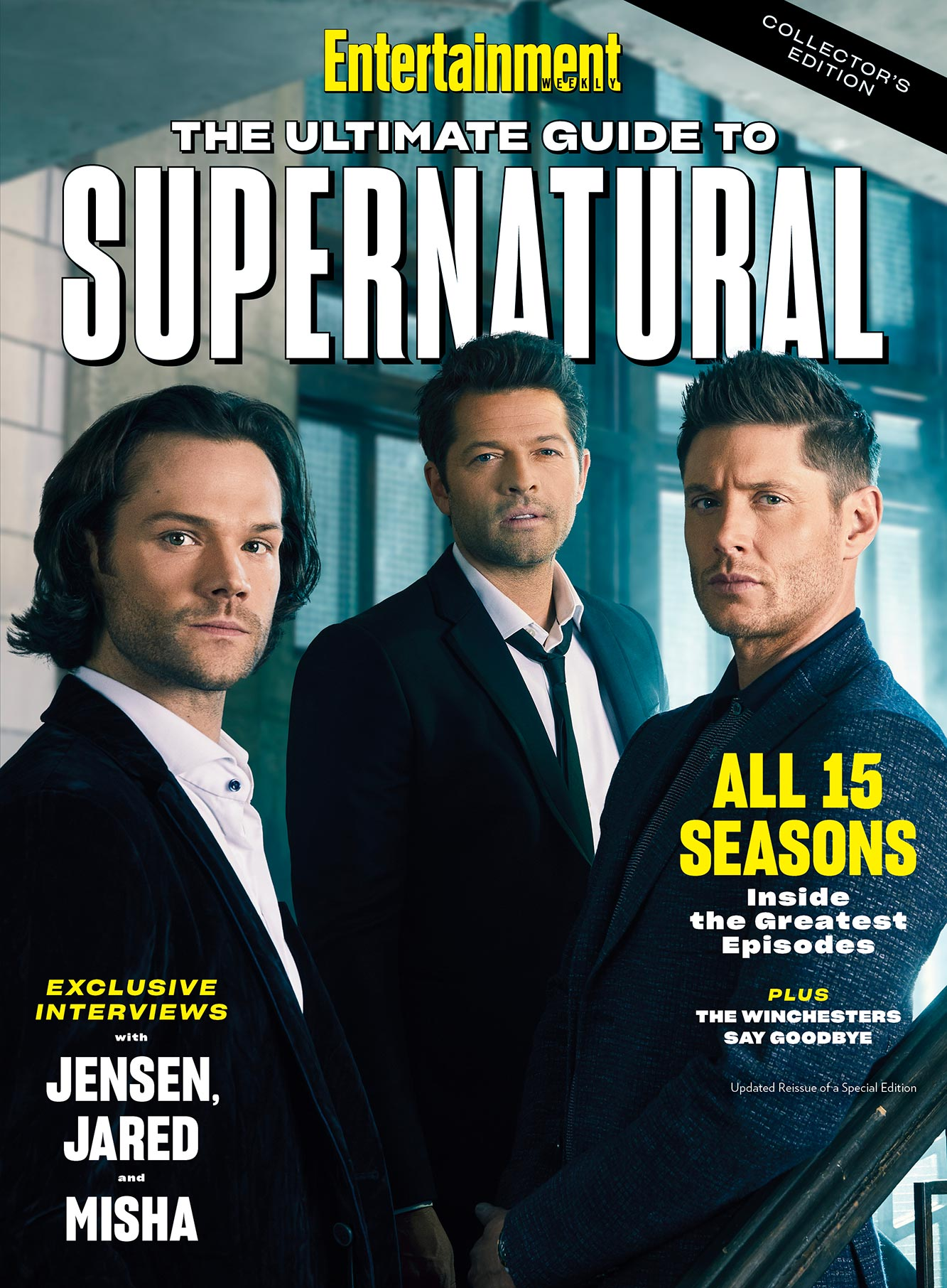 Supernatural collectors' edition