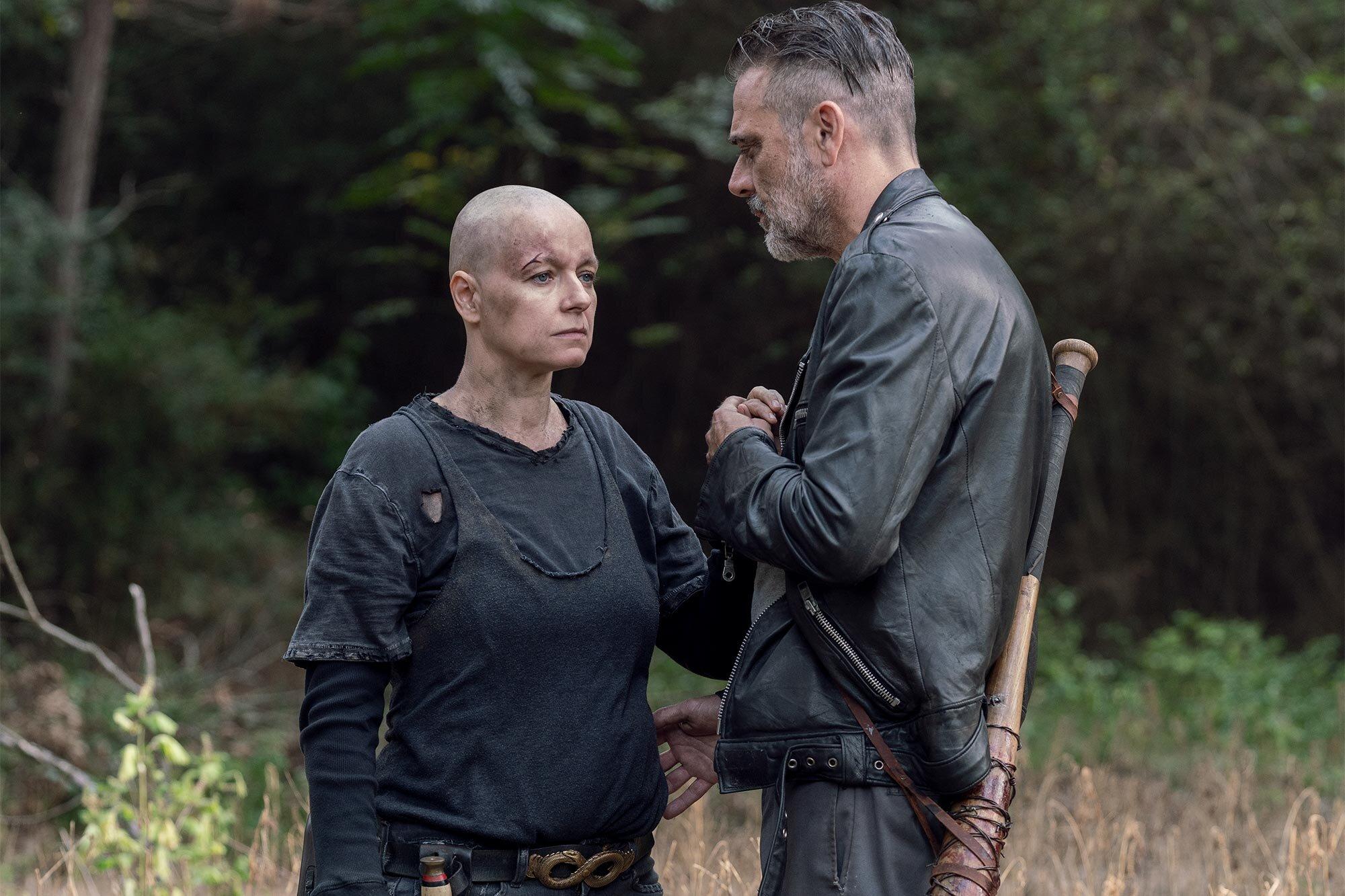 The Walking Dead recap: Season 10, episode 12: 'Walk With Us'   EW.com