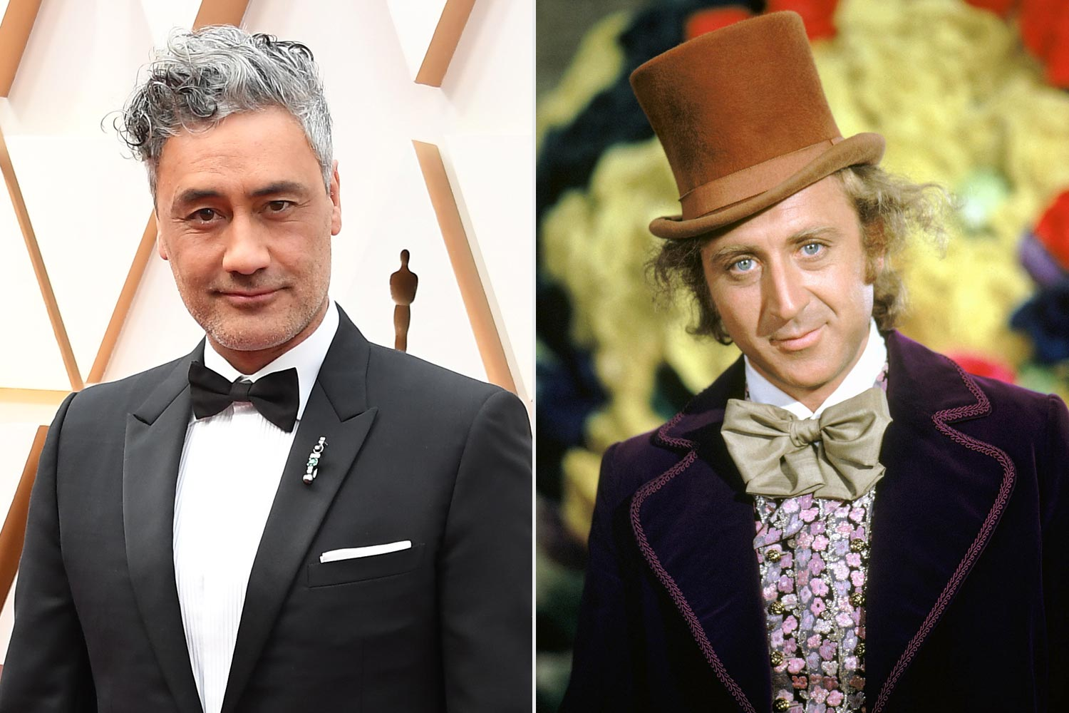 Taika Waititi; Willy Wonka and the Chocolate factory