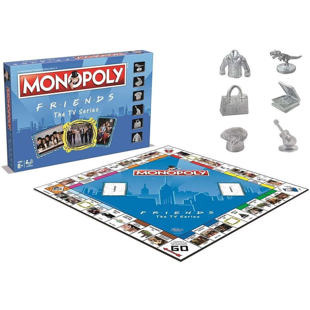 Amazon Is Offering an Exclusive 'Friends' Edition of Monopoly — and It's Already a Best-Seller