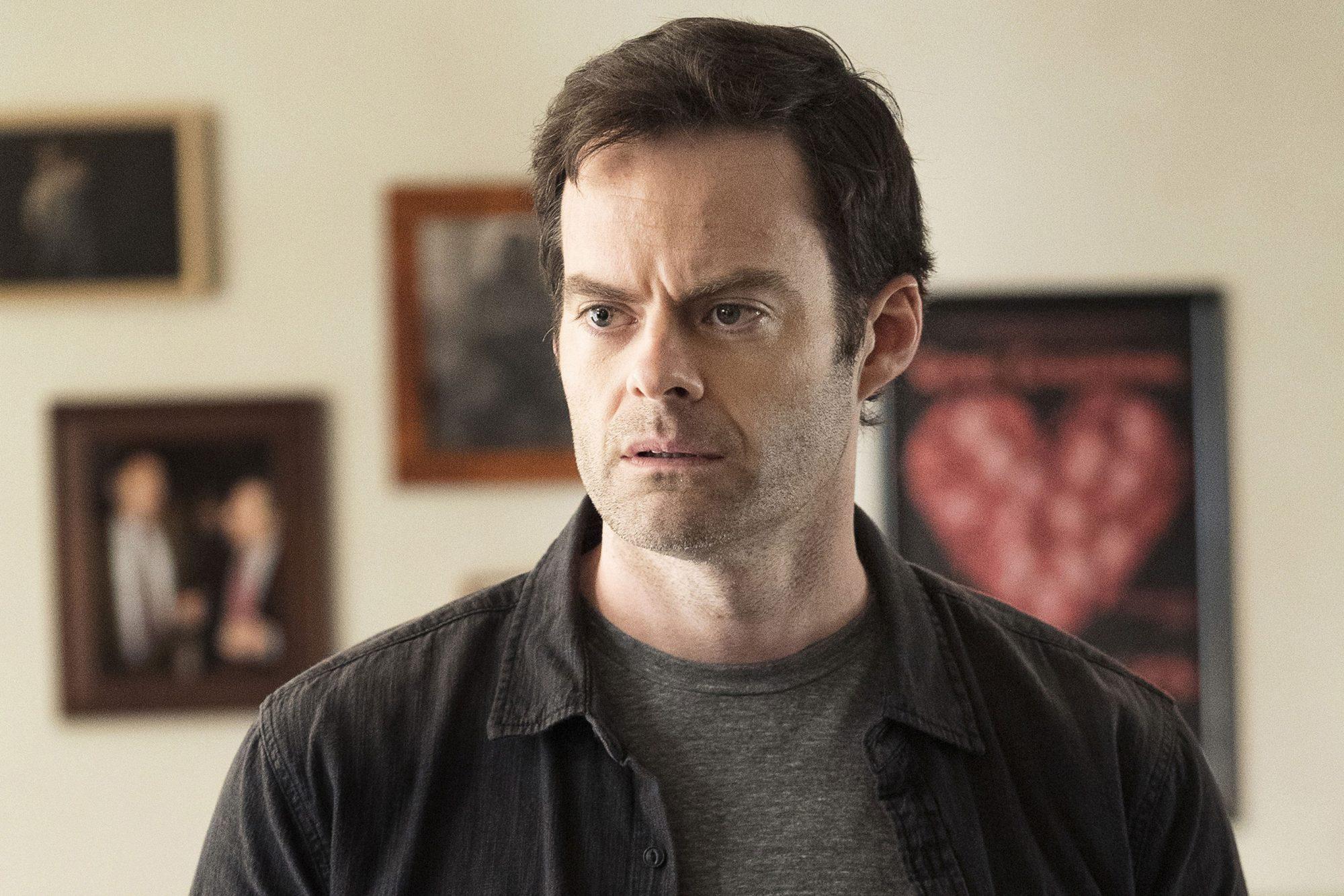 Barry Season 2Pictured: Bill HaderCR:  Isabella Vosmikova/HBO
