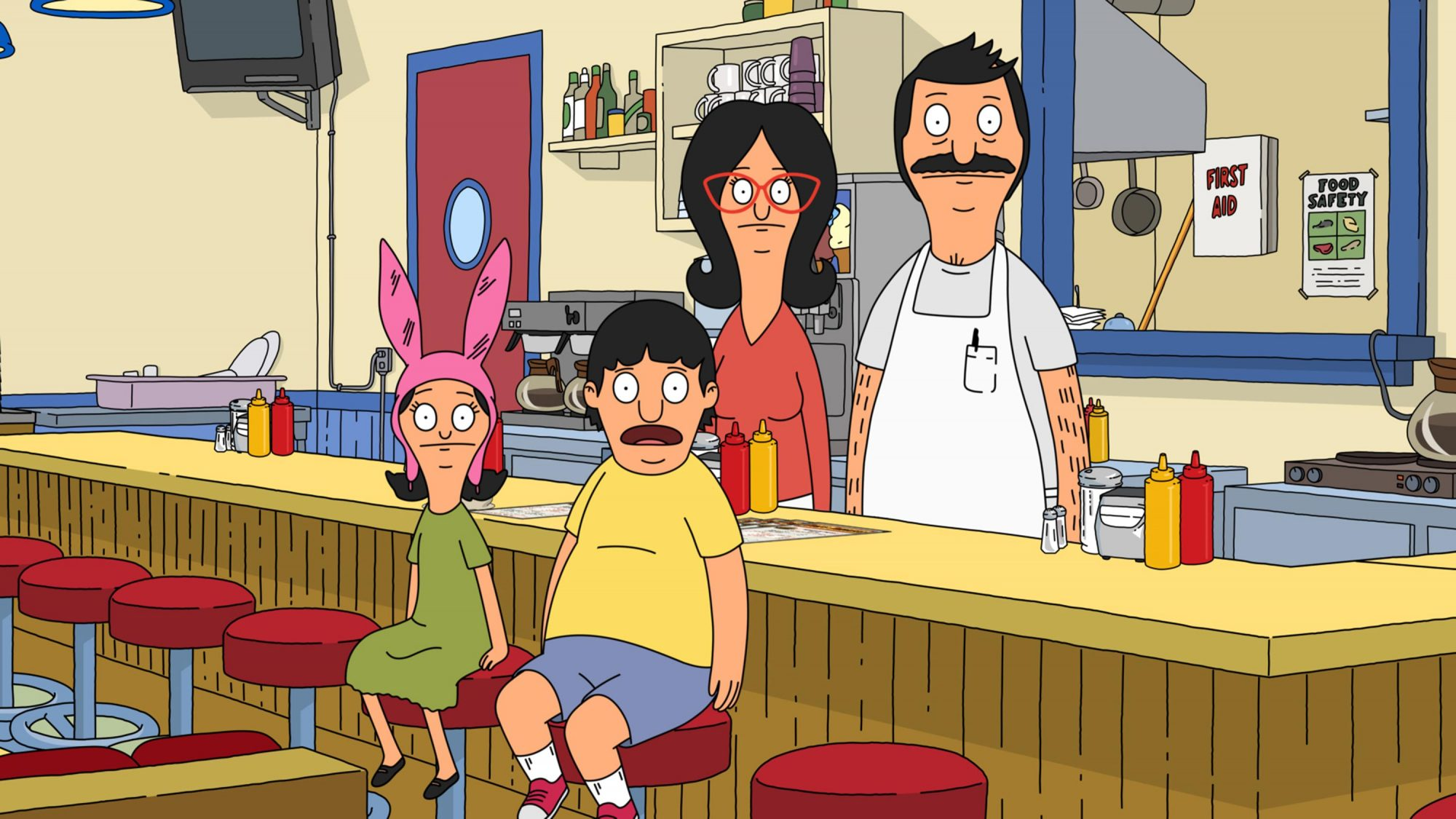 Bob's Burgers movie finally rescheduled for May 2022 release | EW.com