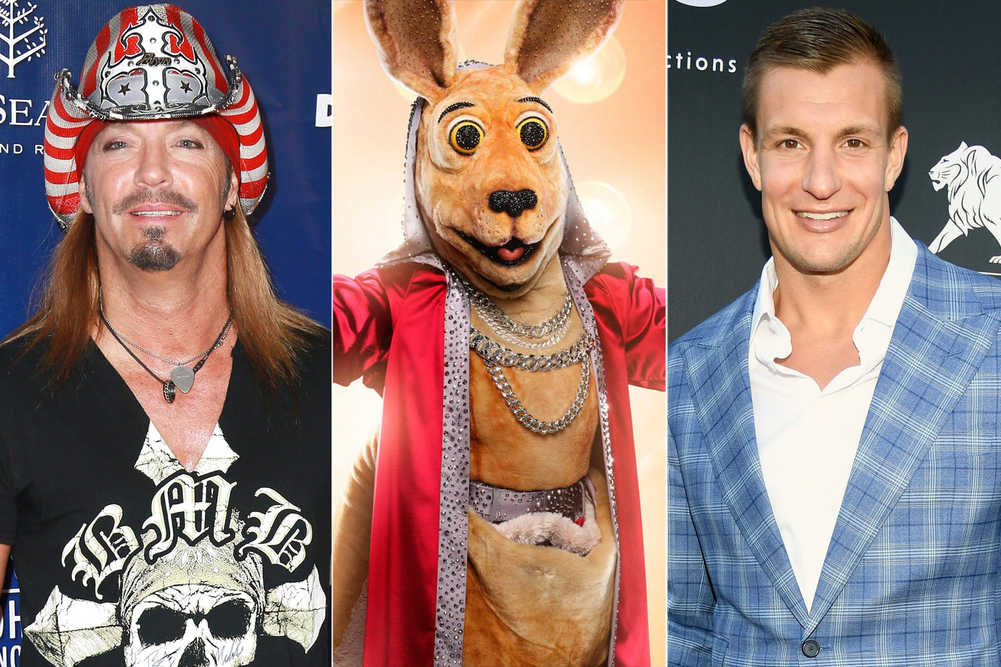 Bret Michaels; The Kangaroo; Rob Gronkowski