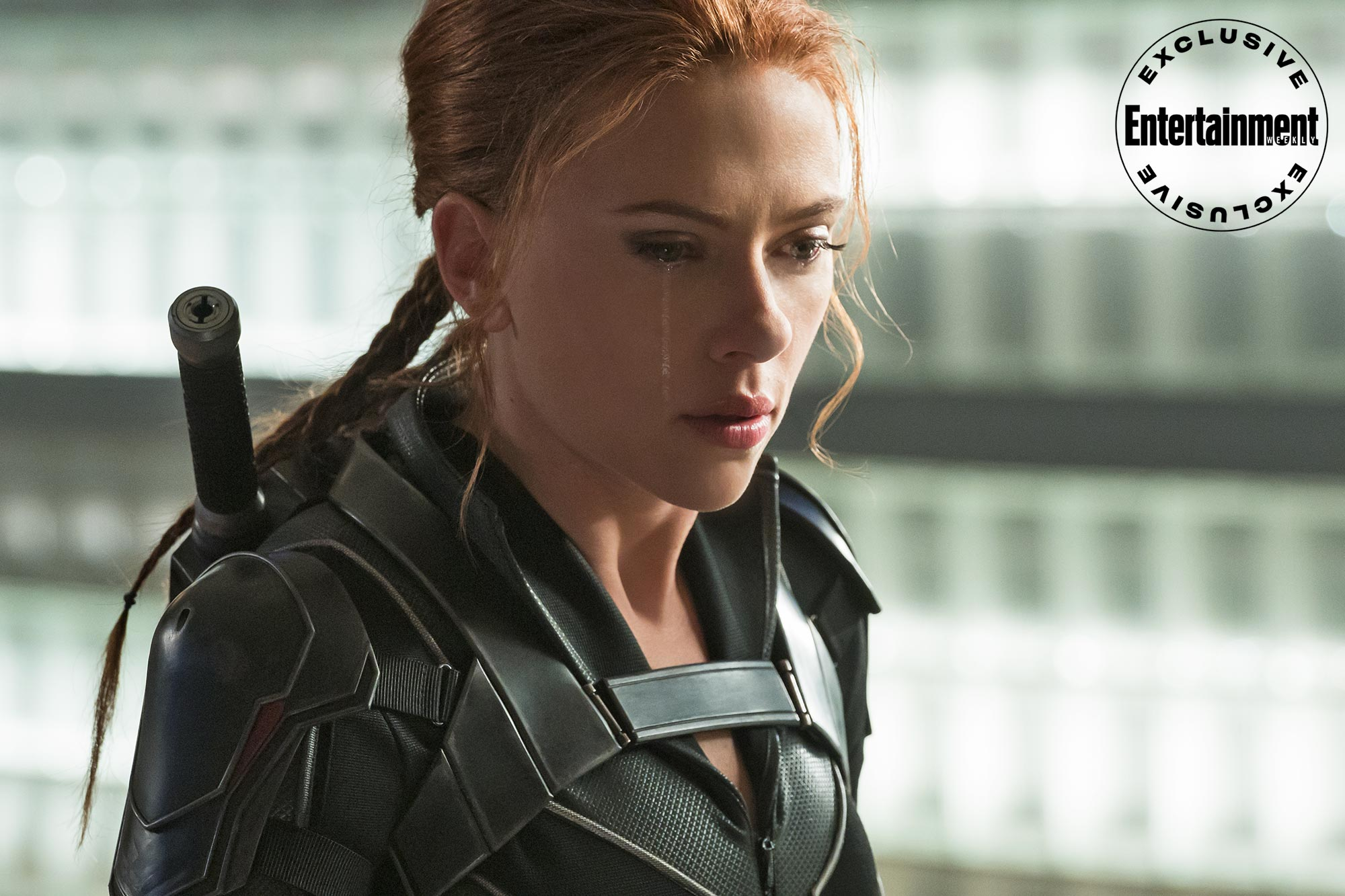 Black Widow: Scarlett Johansson goes solo in EW's exclusive images | EW.com
