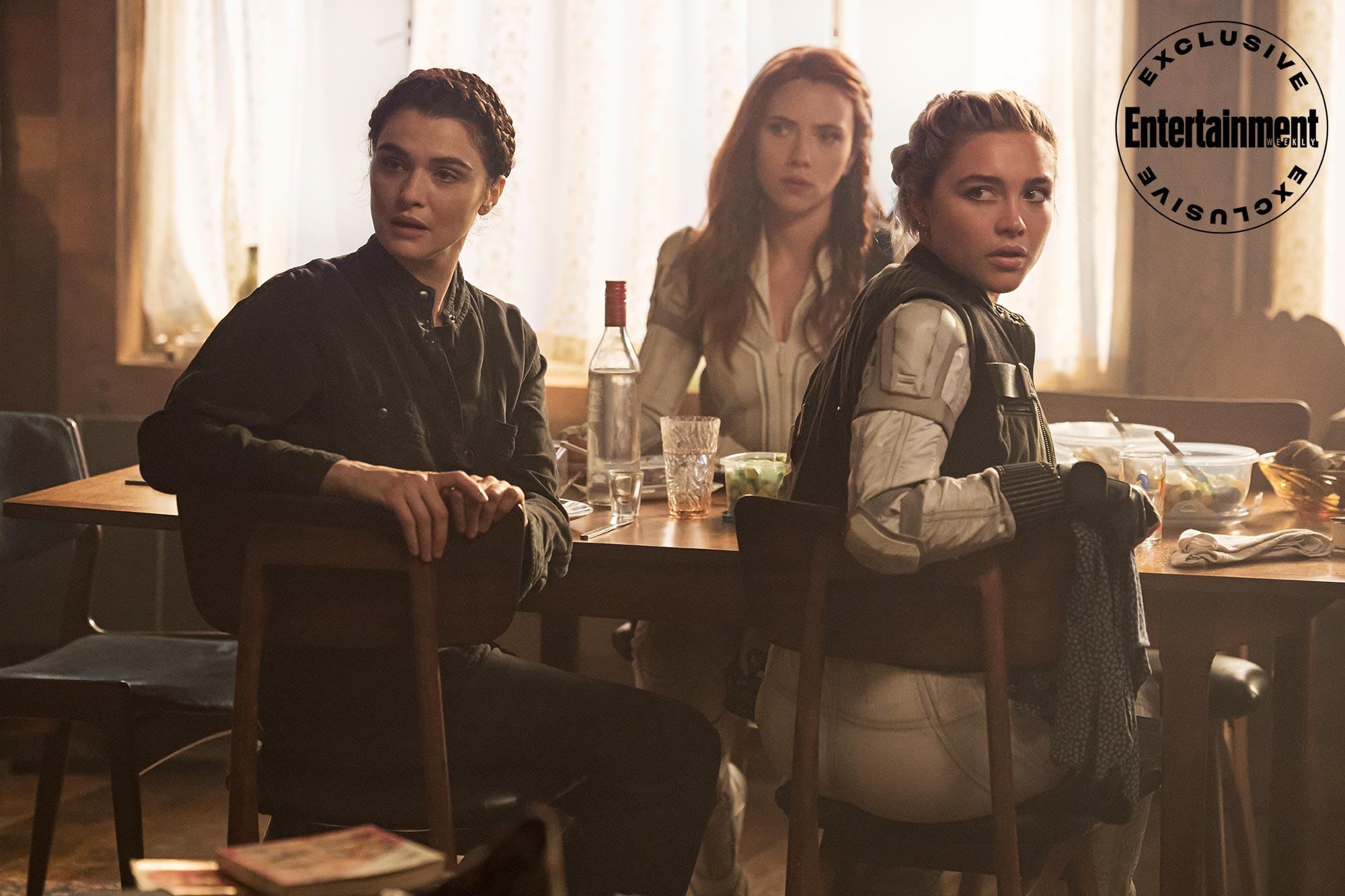 Black Widow: Scarlett Johansson goes solo in EW's exclusive images | EW.com