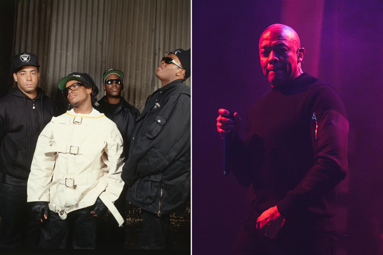 NWA; Dr. Dre