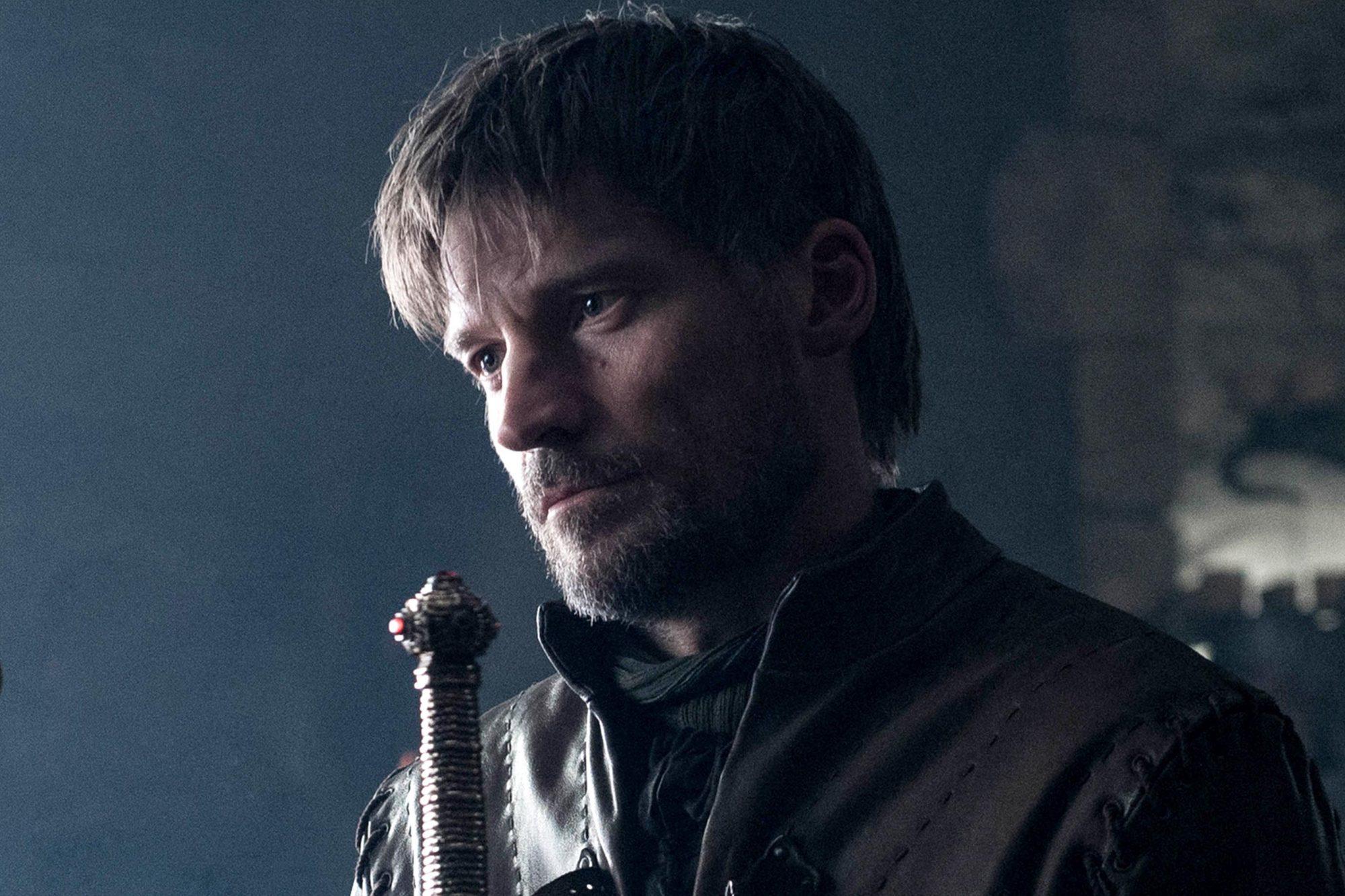 Game of Thrones Season 8, episode 2 (debut 4/21/19): Nikolaj Coster-Waldau as Jaime Lannister Credit: Helen Sloan/HBO