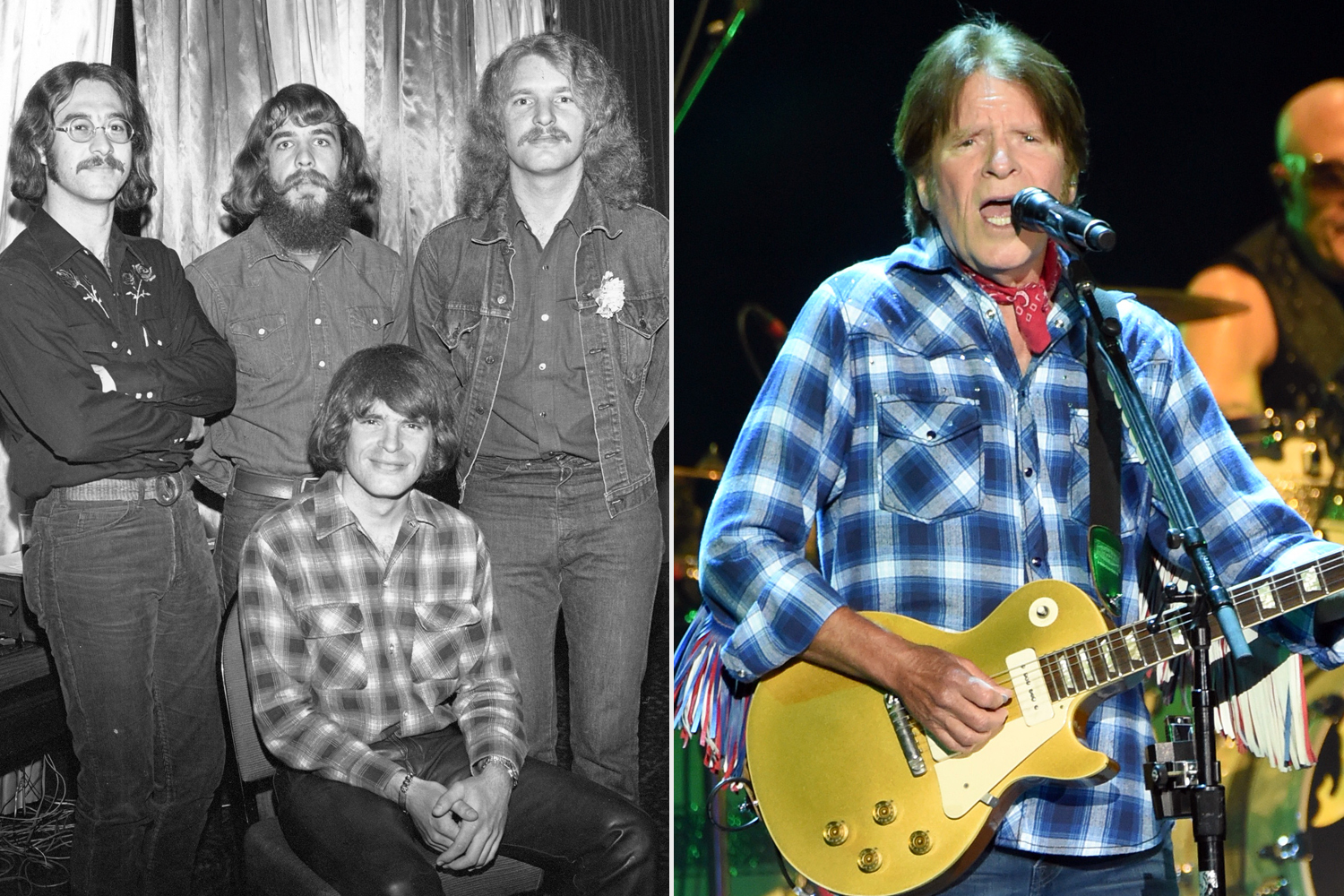 Creedence Clearwater Revival; John Fogerty