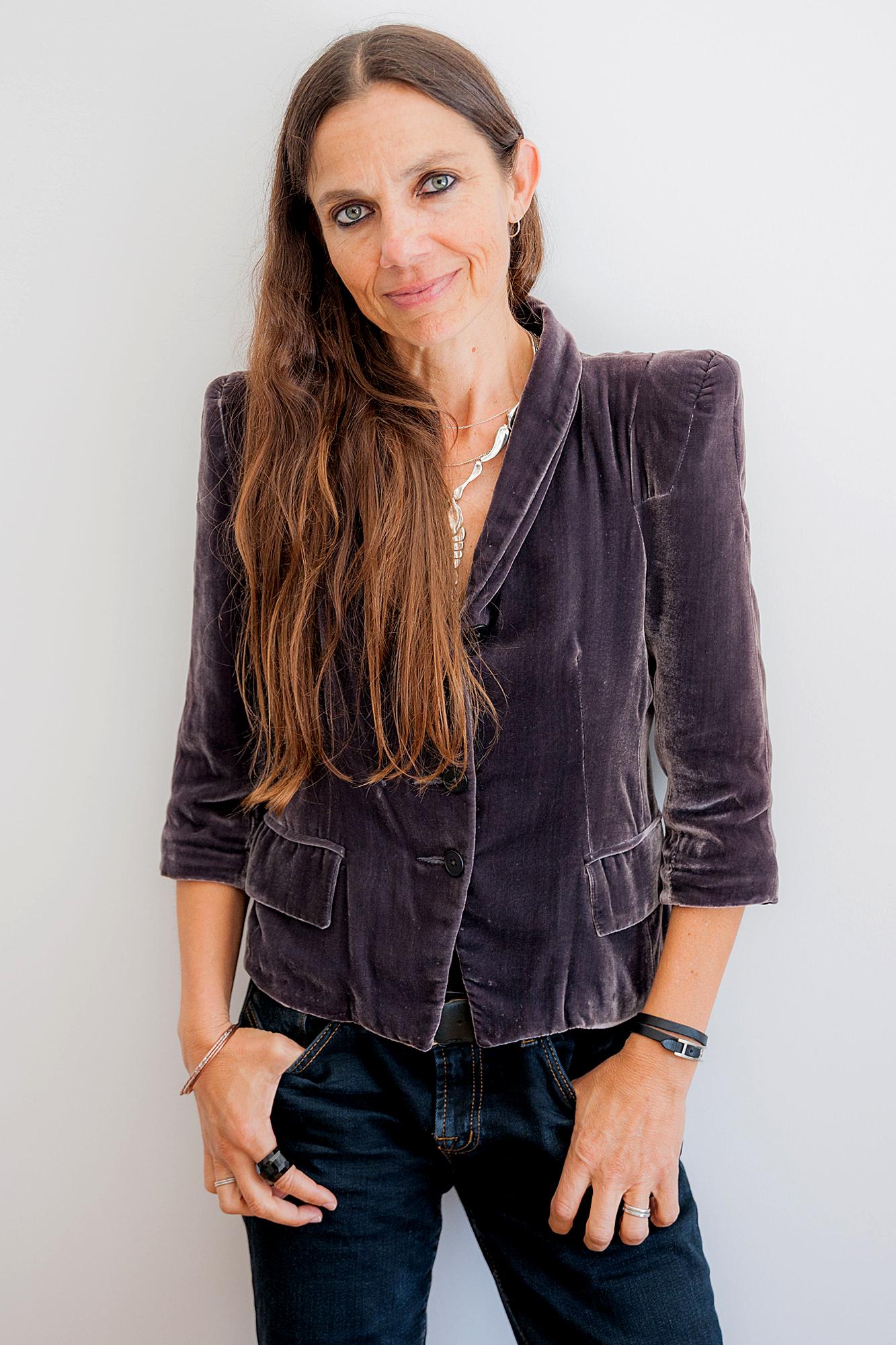 Justine Bateman portrait session, Toronto International Film Festival, Canada - 10 Sep 2017