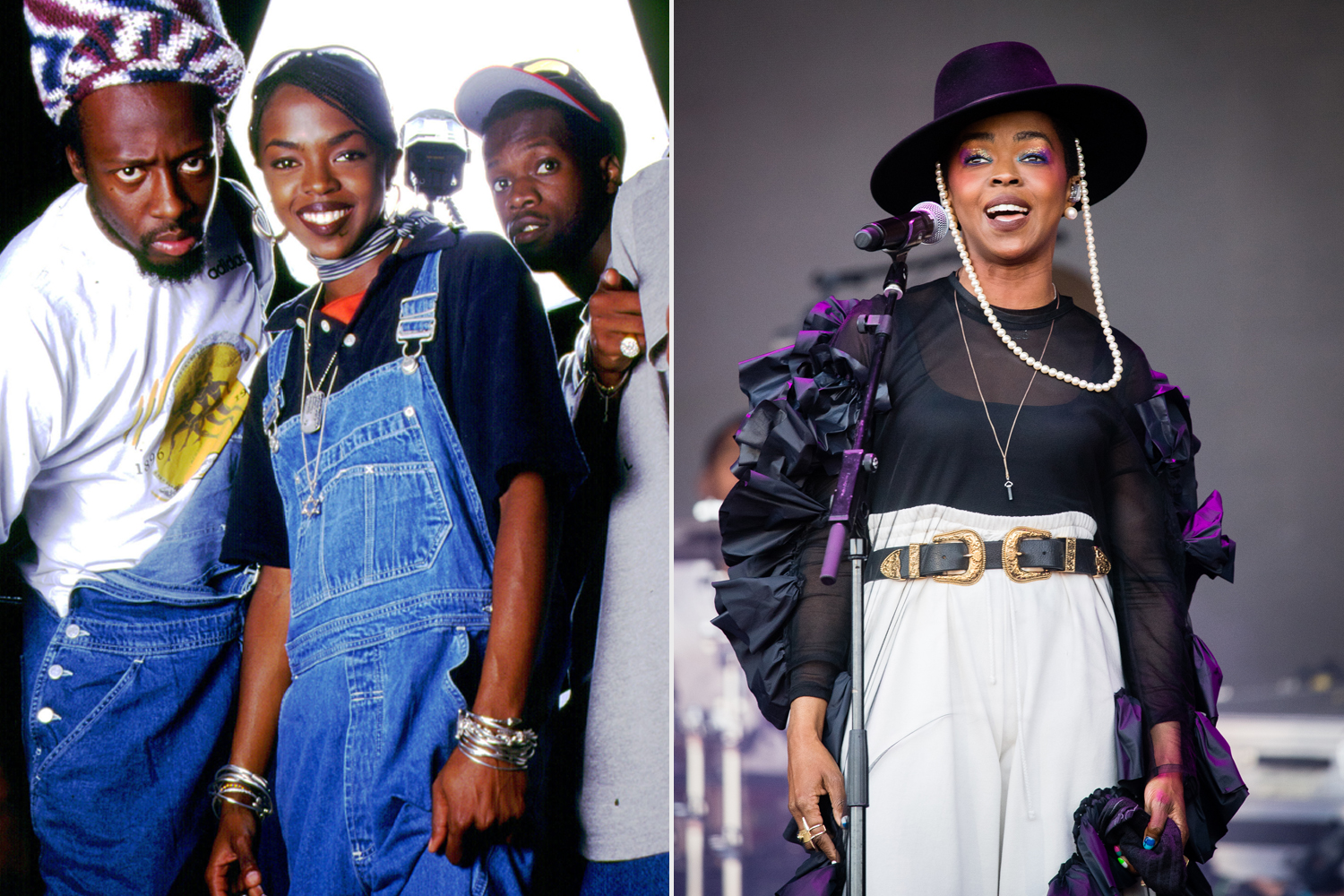 the Fugees; Lauryn Hill
