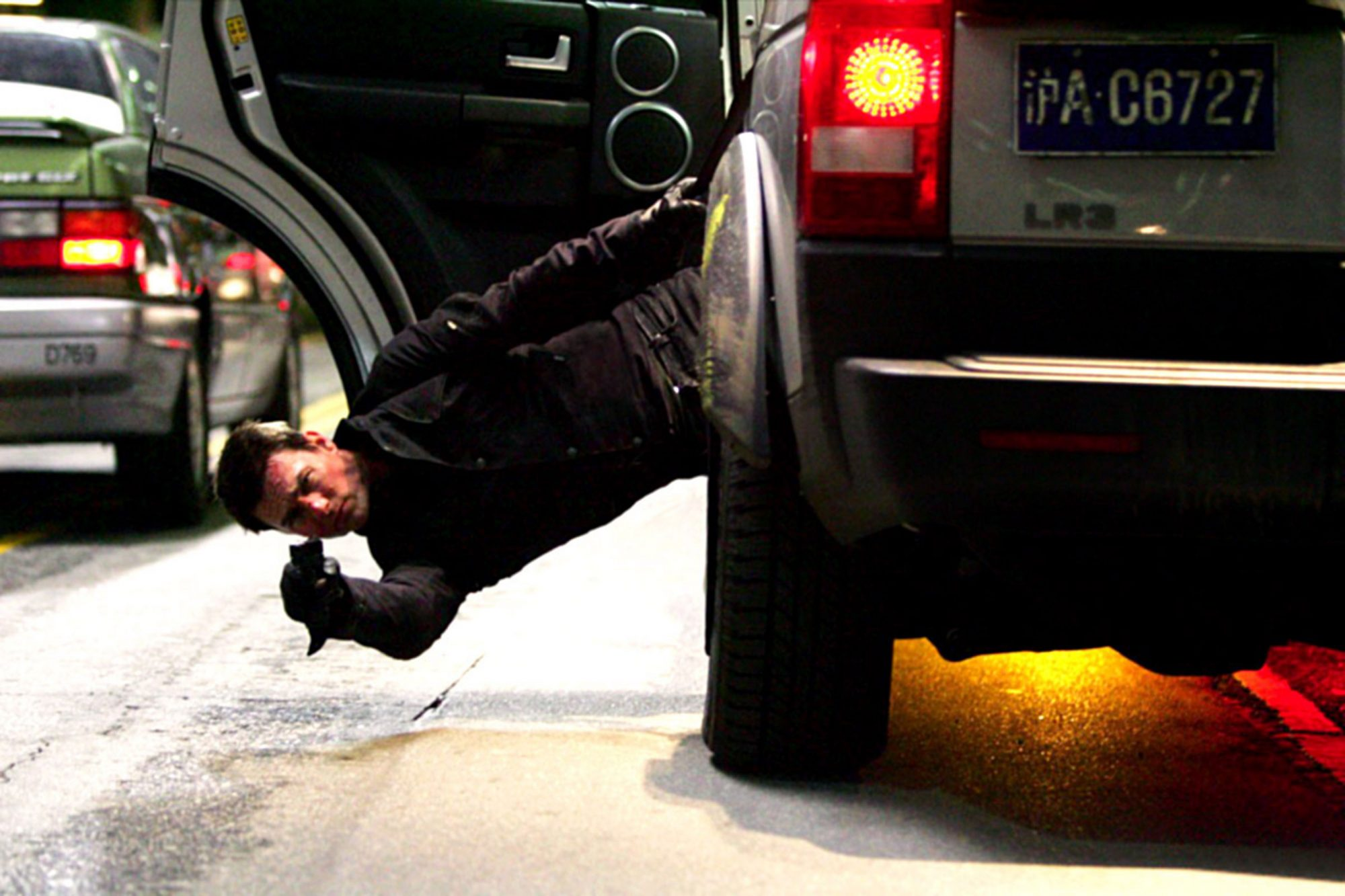 MISSION: IMPOSSIBLE III, Tom Cruise, 2006, (c) Paramount/courtesy Everett Collection