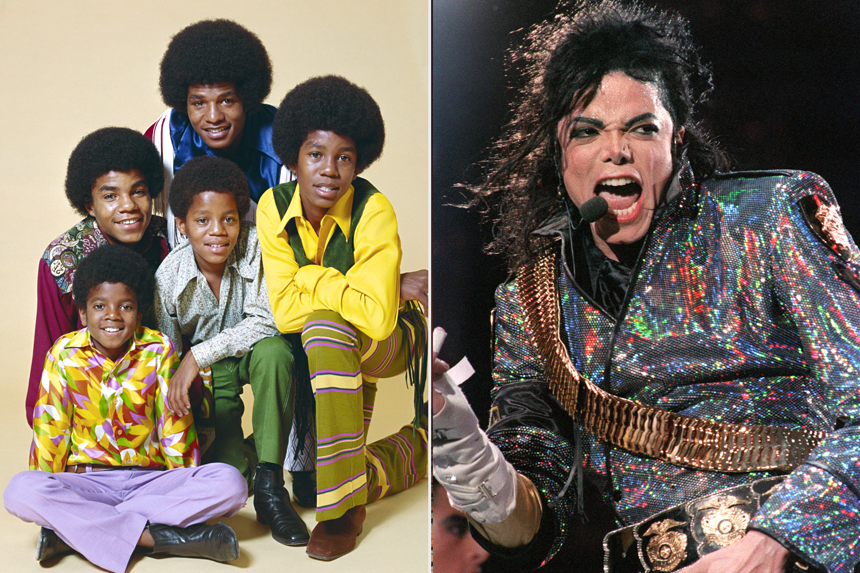 Jackson Five; Michael Jackson