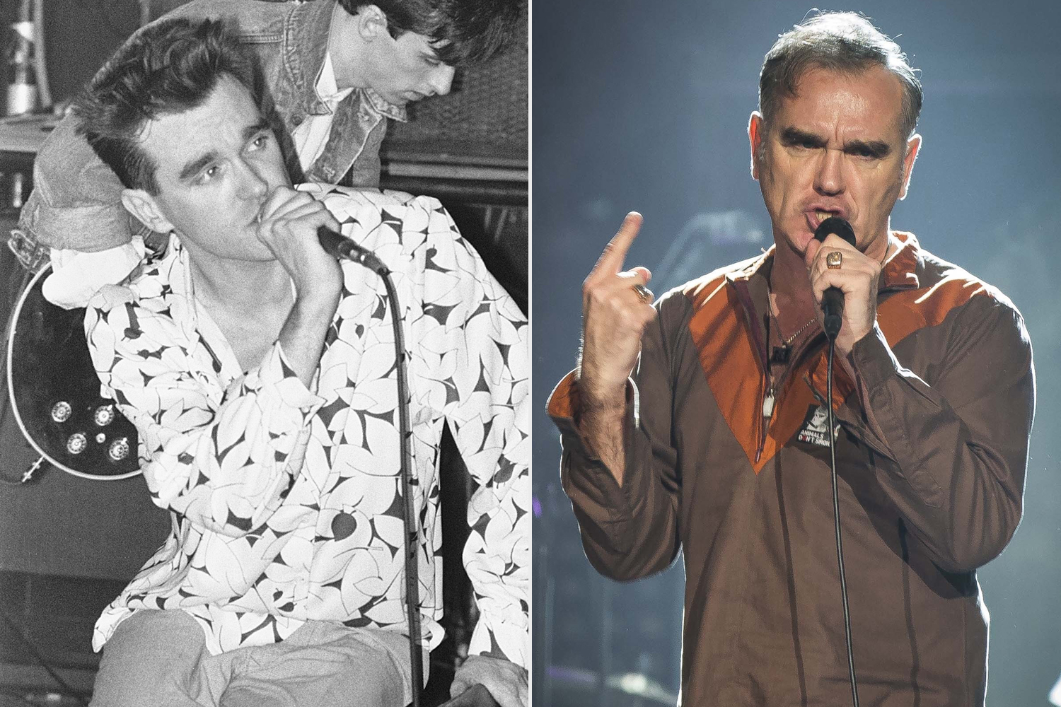 The Smiths; Morrissey