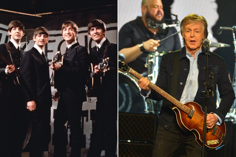 The Beatles; Paul McCartney