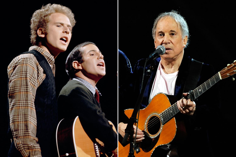 Simon & Garfunkel; Paul Simon