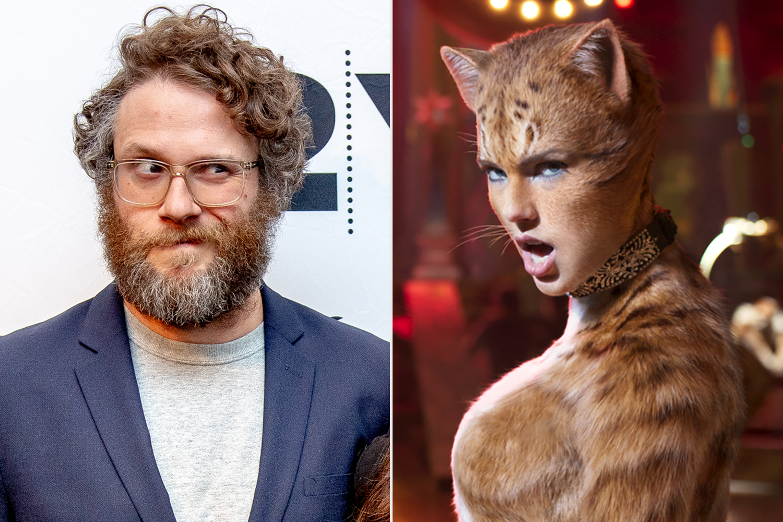 Seth Rogen; Cats