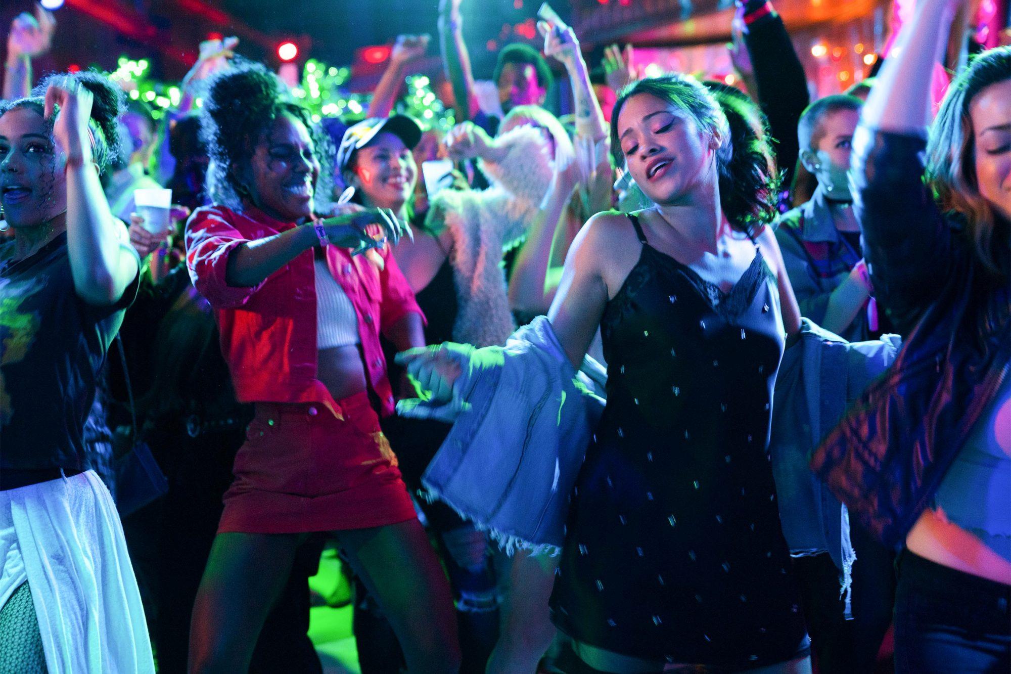Someone Great DeWanda Wise, Gina Rodriguez CR: Sarah Shatz/Netflix