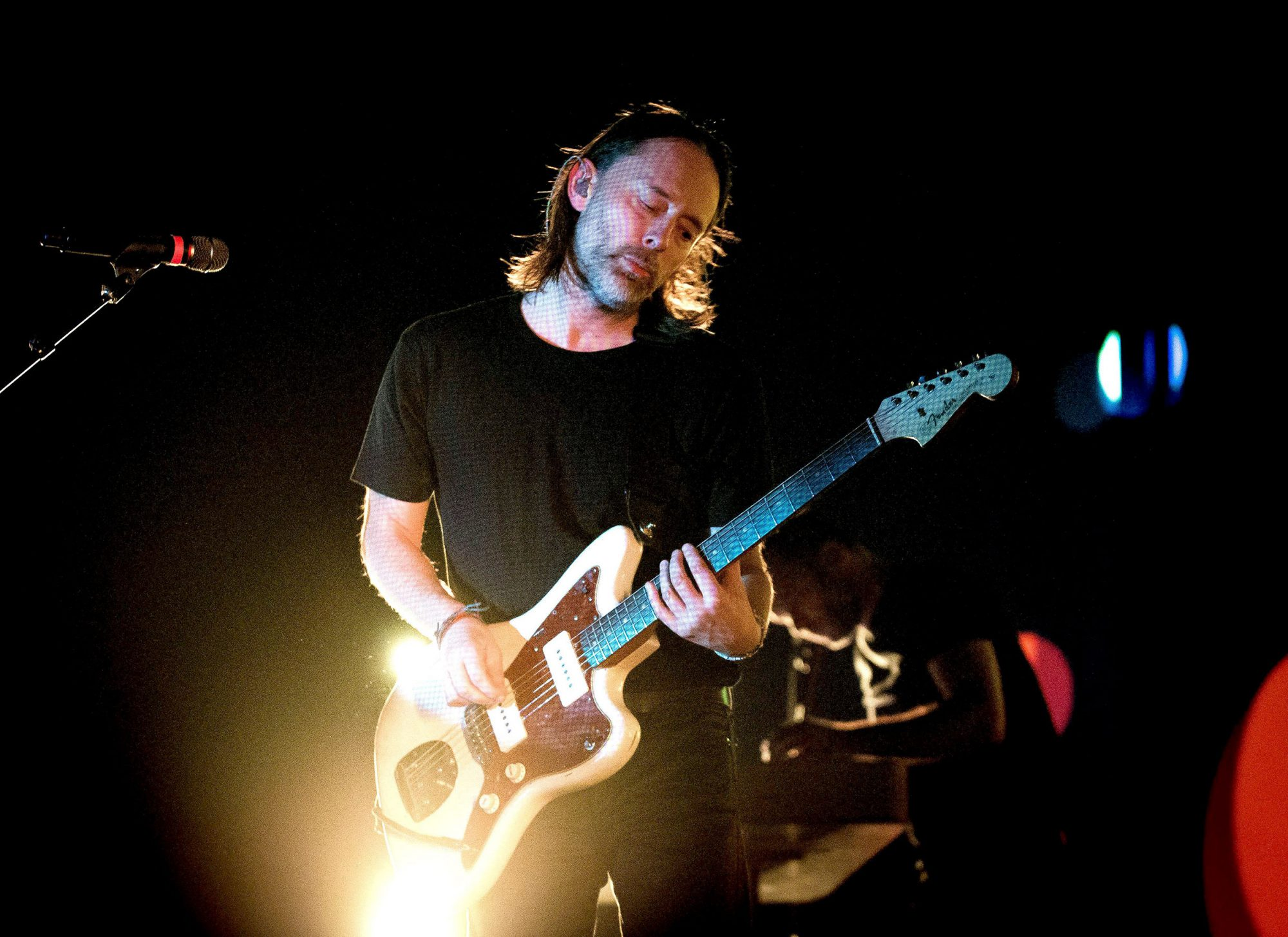 Thom Yorke in concert at The Chelsea at The Cosmopolitan of Las Vegas, USA - 22 Dec 2018