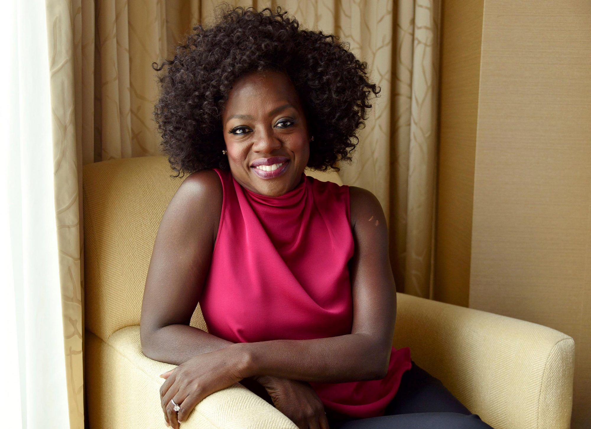 2018 TIFF - Viola Davis Portrait Session, Toronto, Canada - 09 Sep 2018