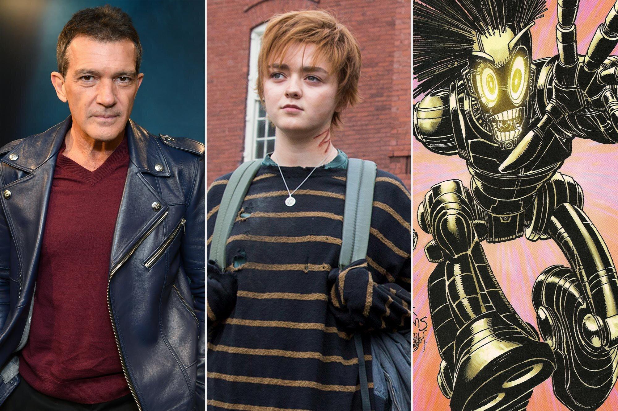 The New Mutants Sequel Antonio Banderas Warlock Would Ve Starred Ew Com