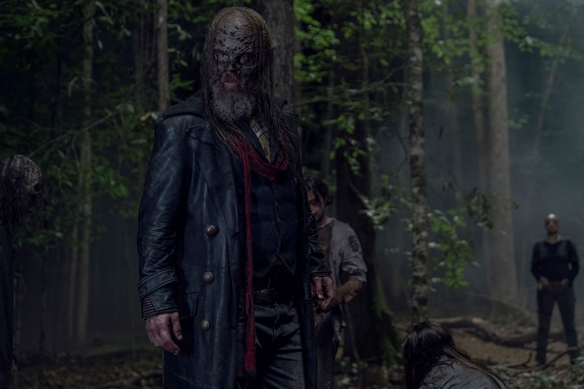 Ryan Hurst as Beta
