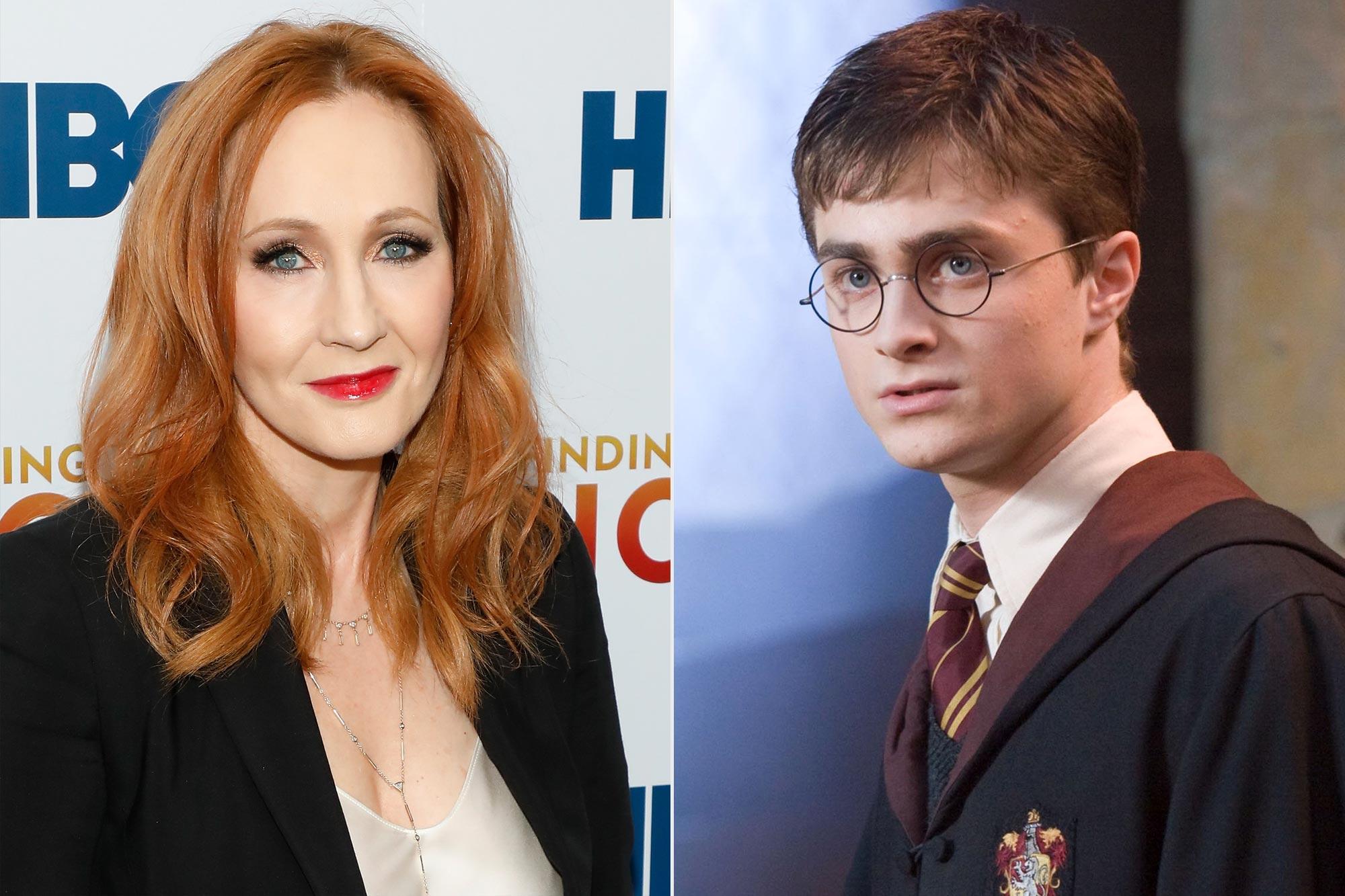 JK Rowling; Harry Potter