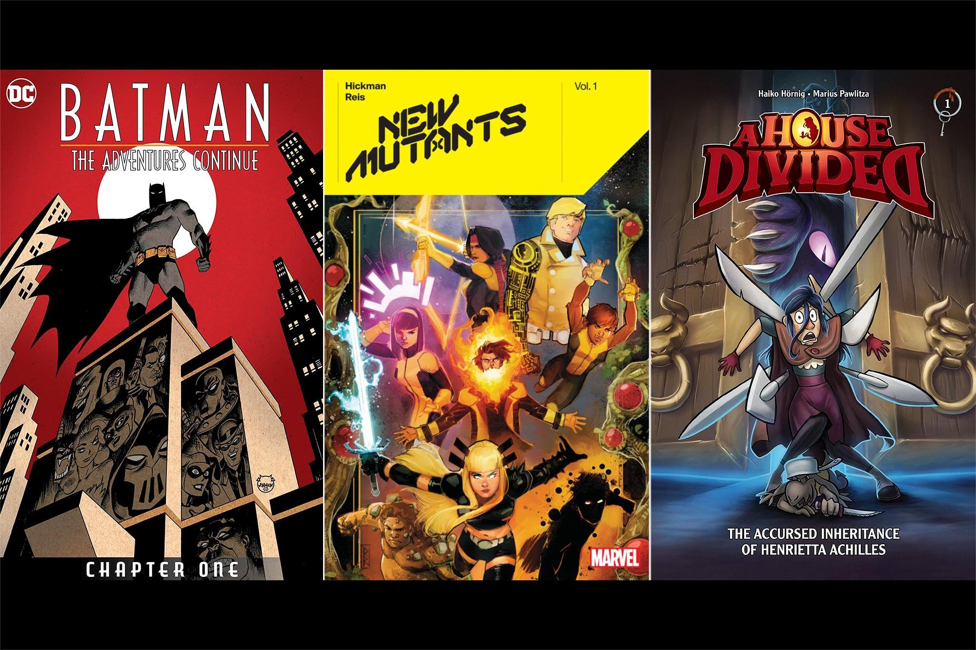 April Comics