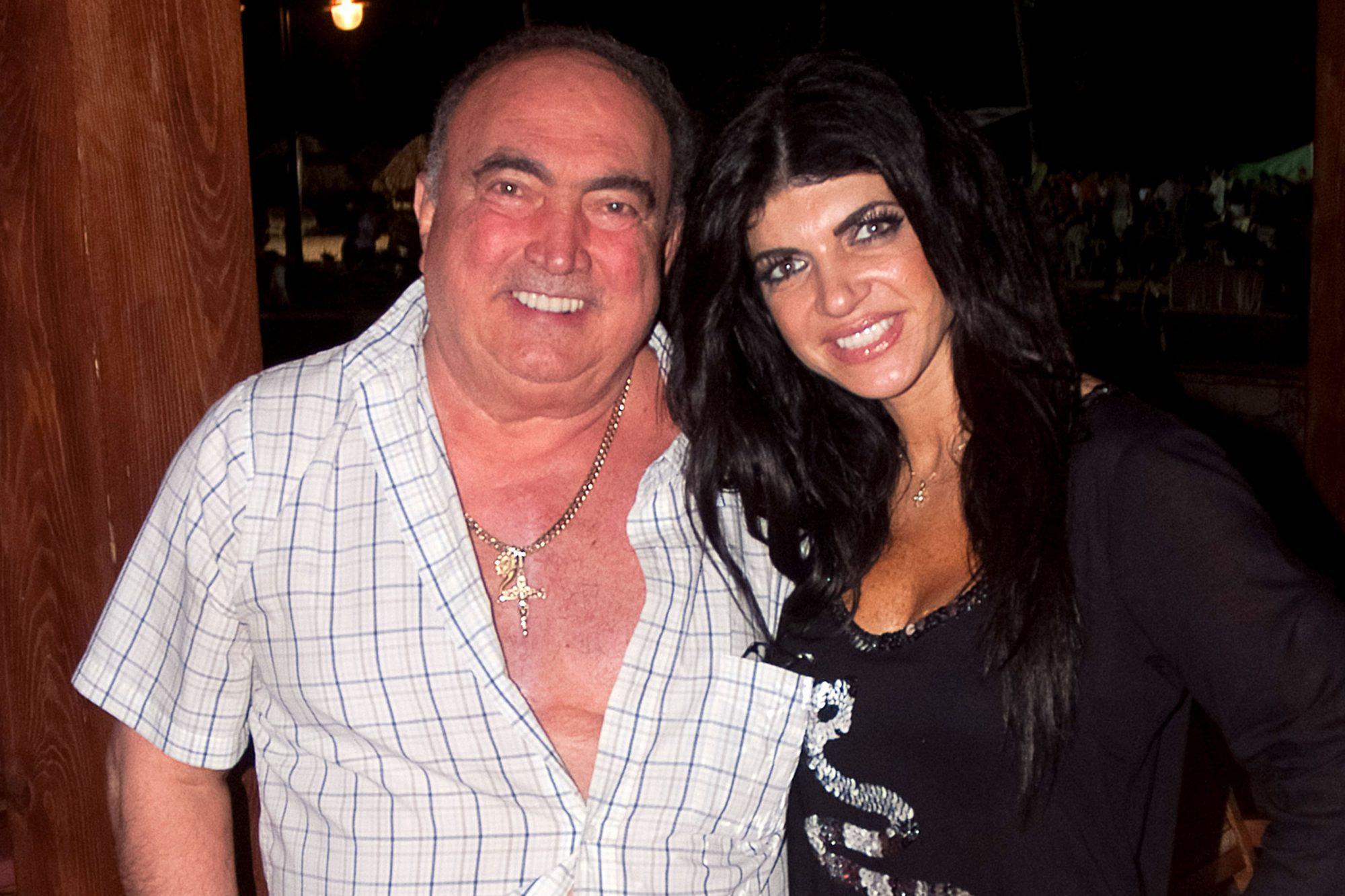 Teresa Giudice and father Giacinto Gorga