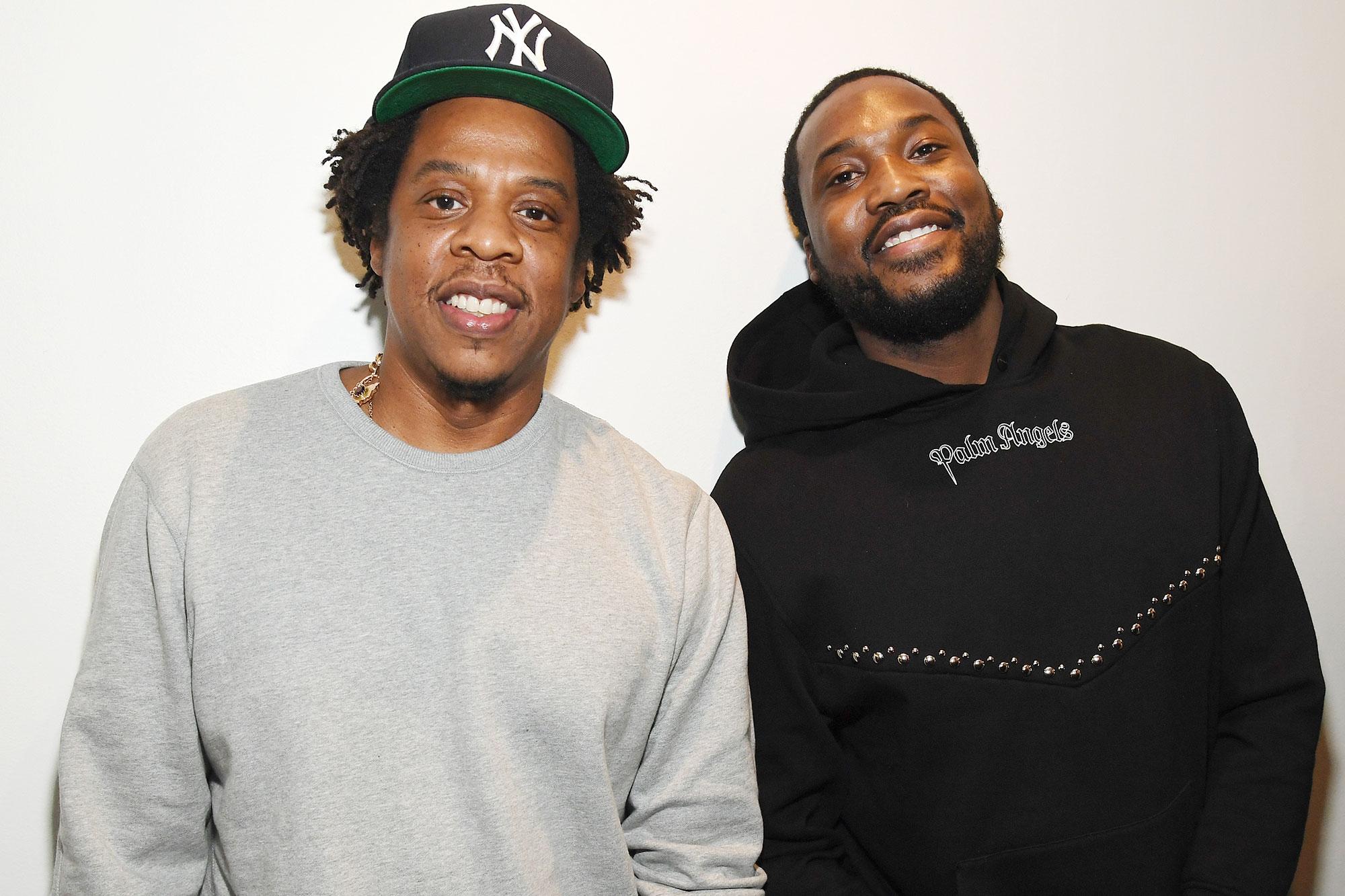 Jay Z, Meek Mill