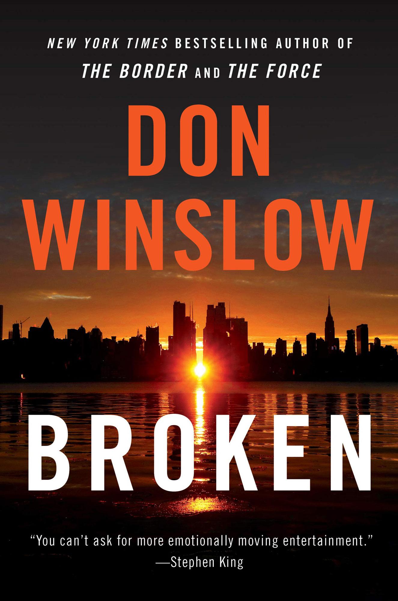 """Don Winslow's """"Broken"""""""