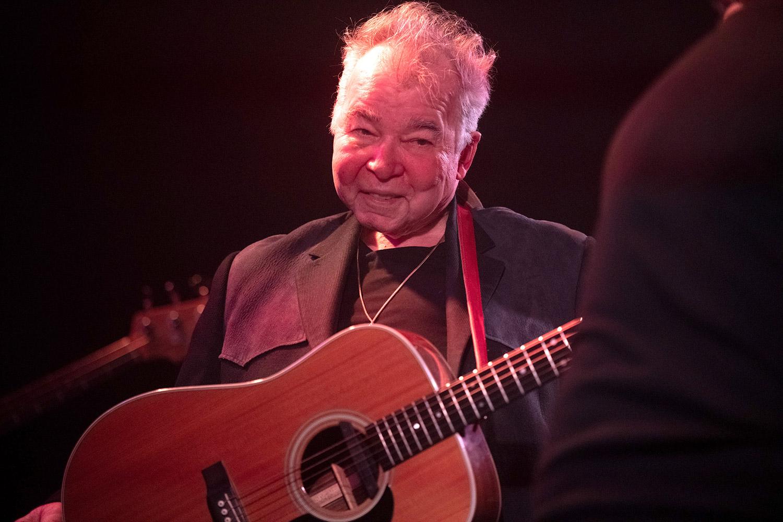 John Prine, songwriting legend, dies at 73