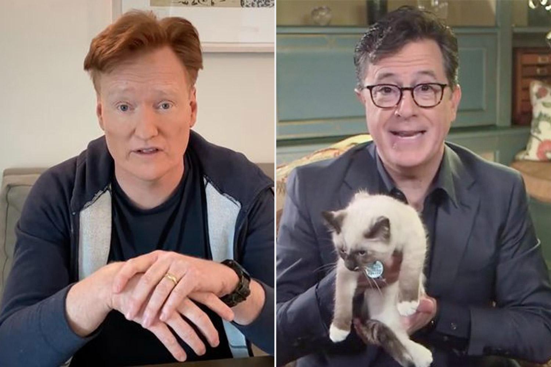 Conan, Stephen Colbert