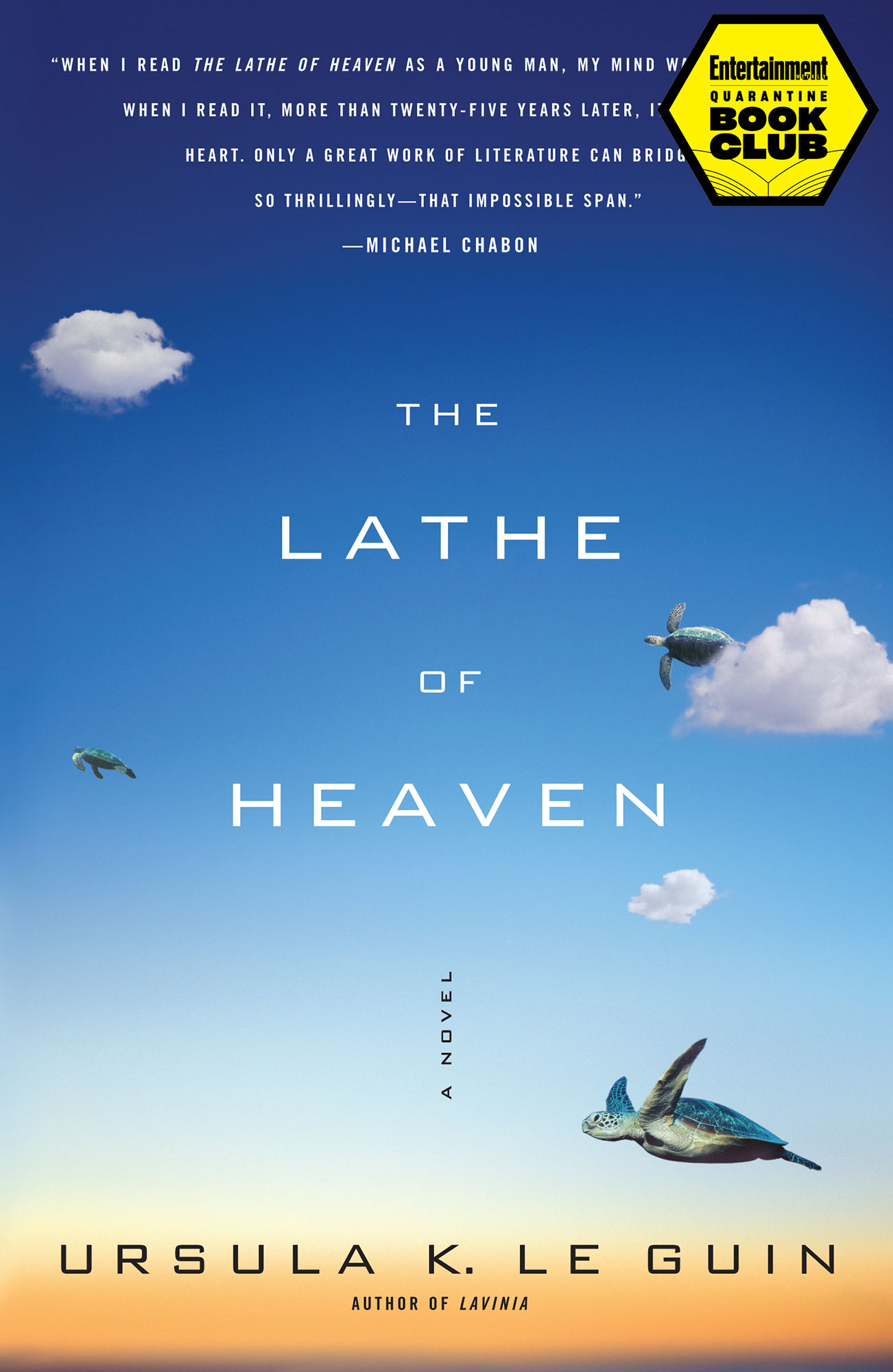 Lathe of Heaven by Ursula K. Le Guin