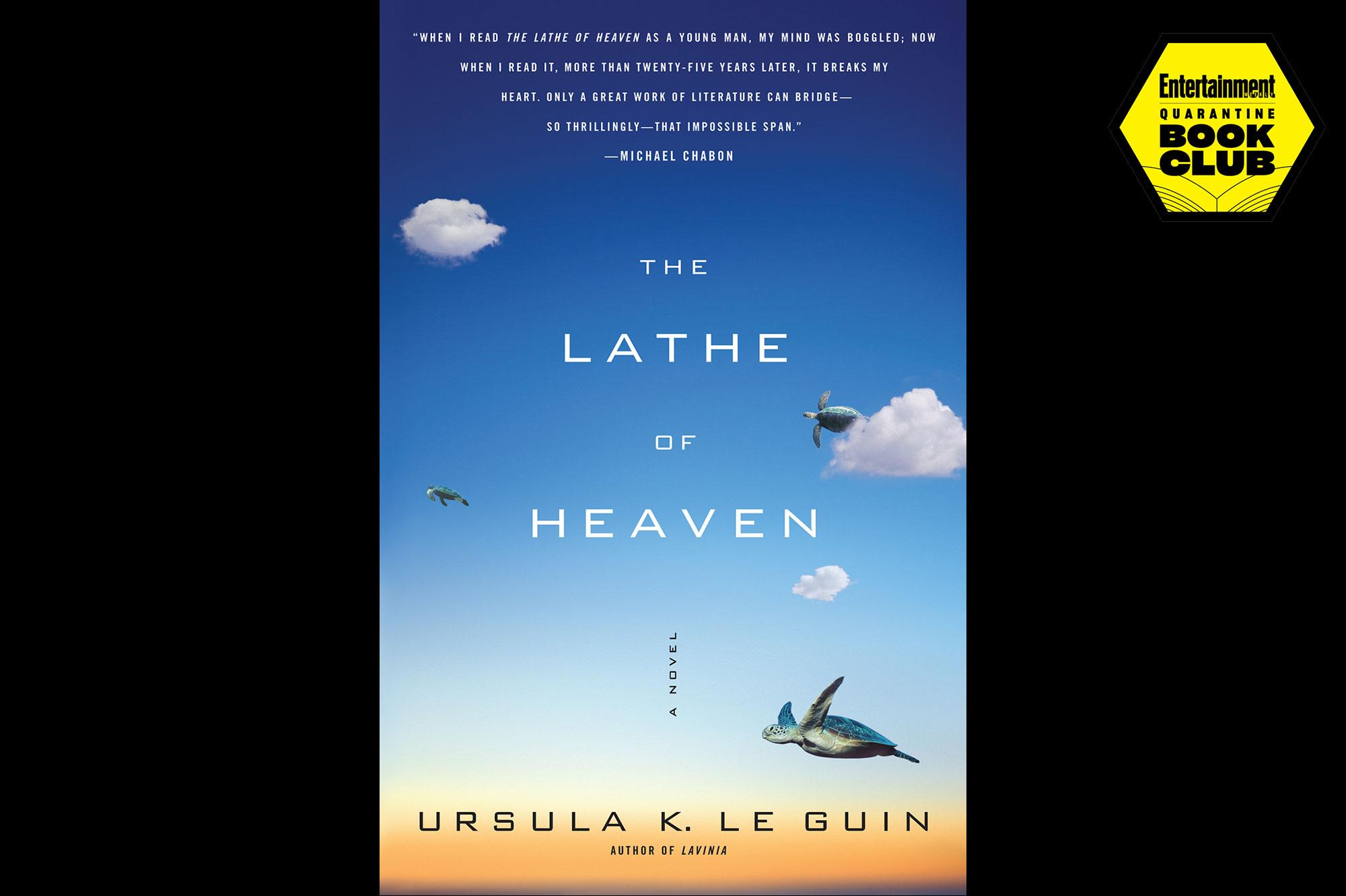TOUT SOCIAL Lathe of Heaven by Ursula K. Le Guin