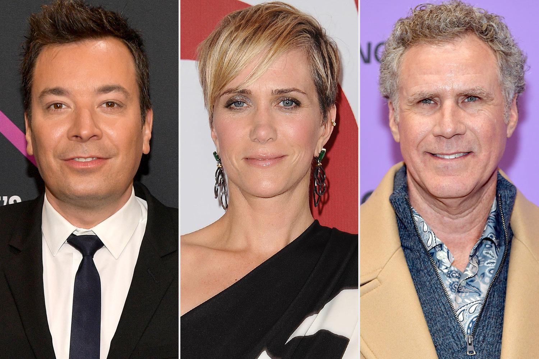 Jimmy Fallon, Kristen Wiig, Will Ferrell