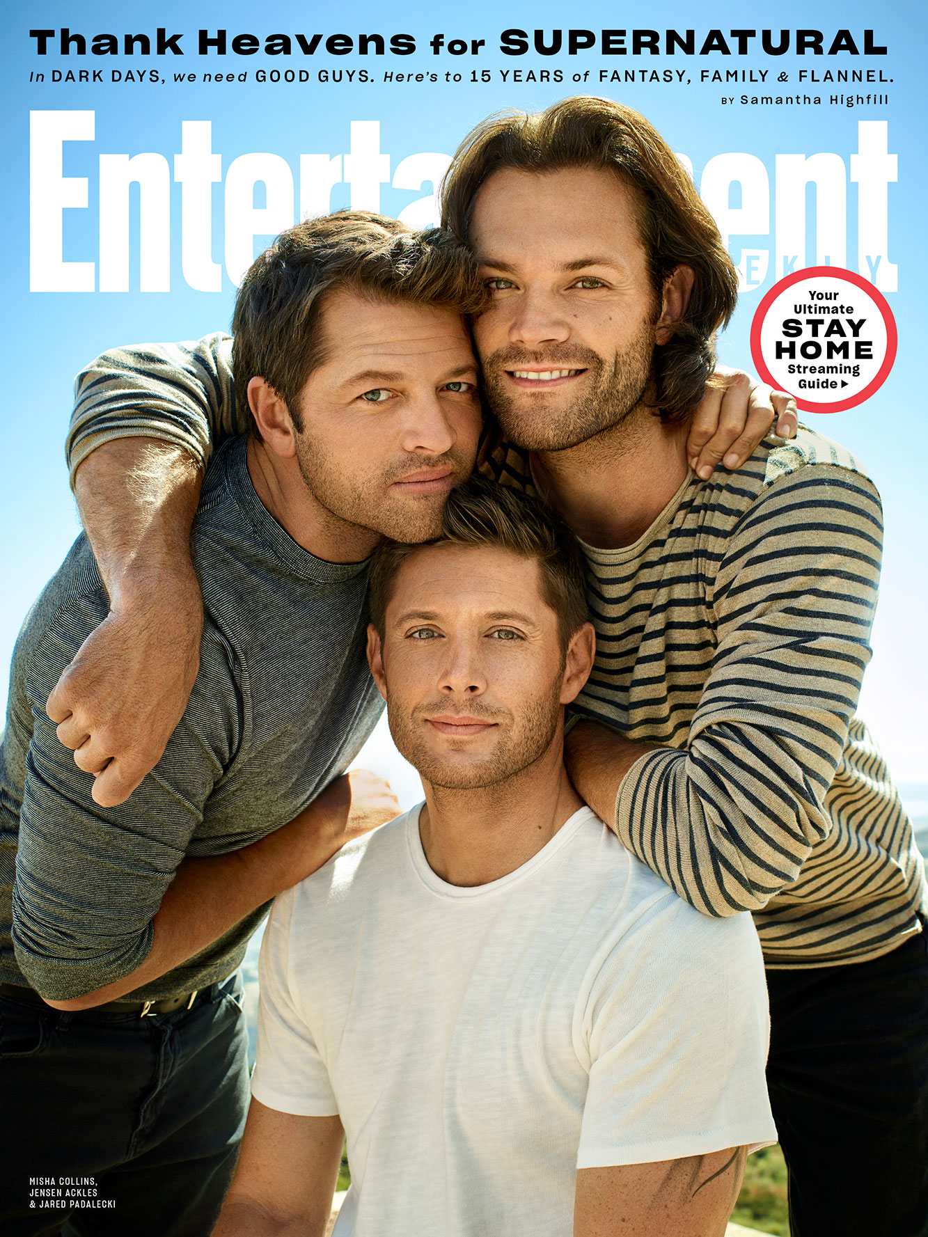 Supernatural May 2020 Cover