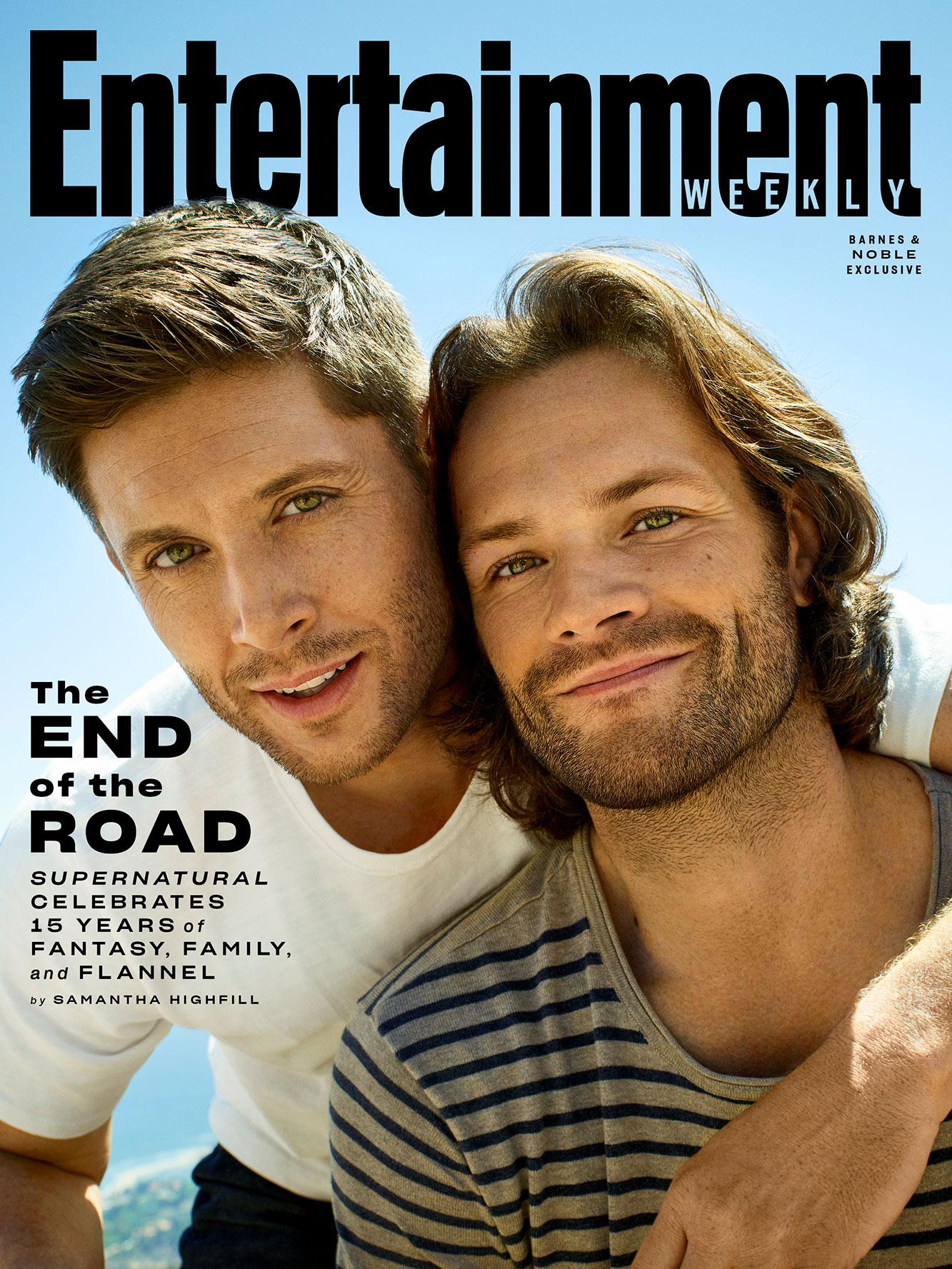 Supernatural May 2020 Cover