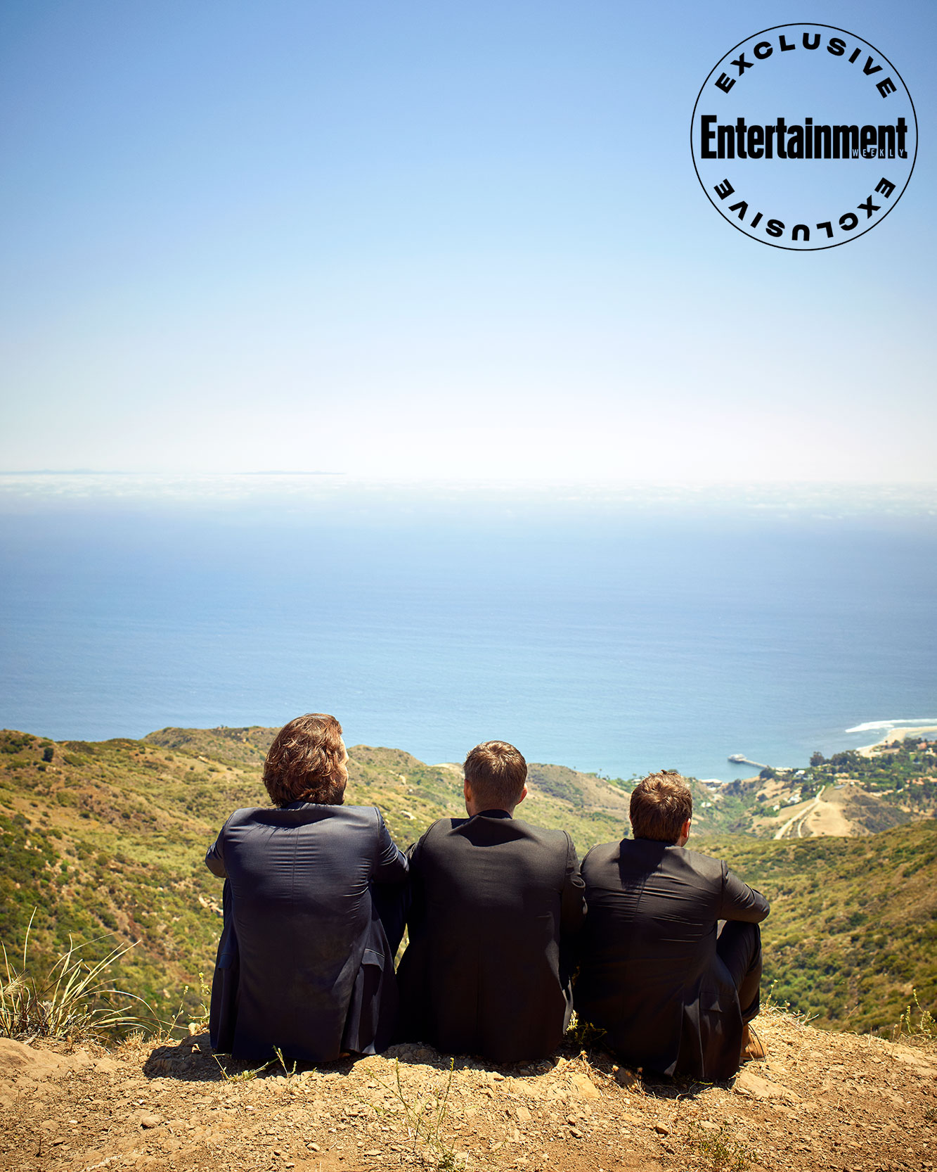 Supernatural May 2020 EW cover