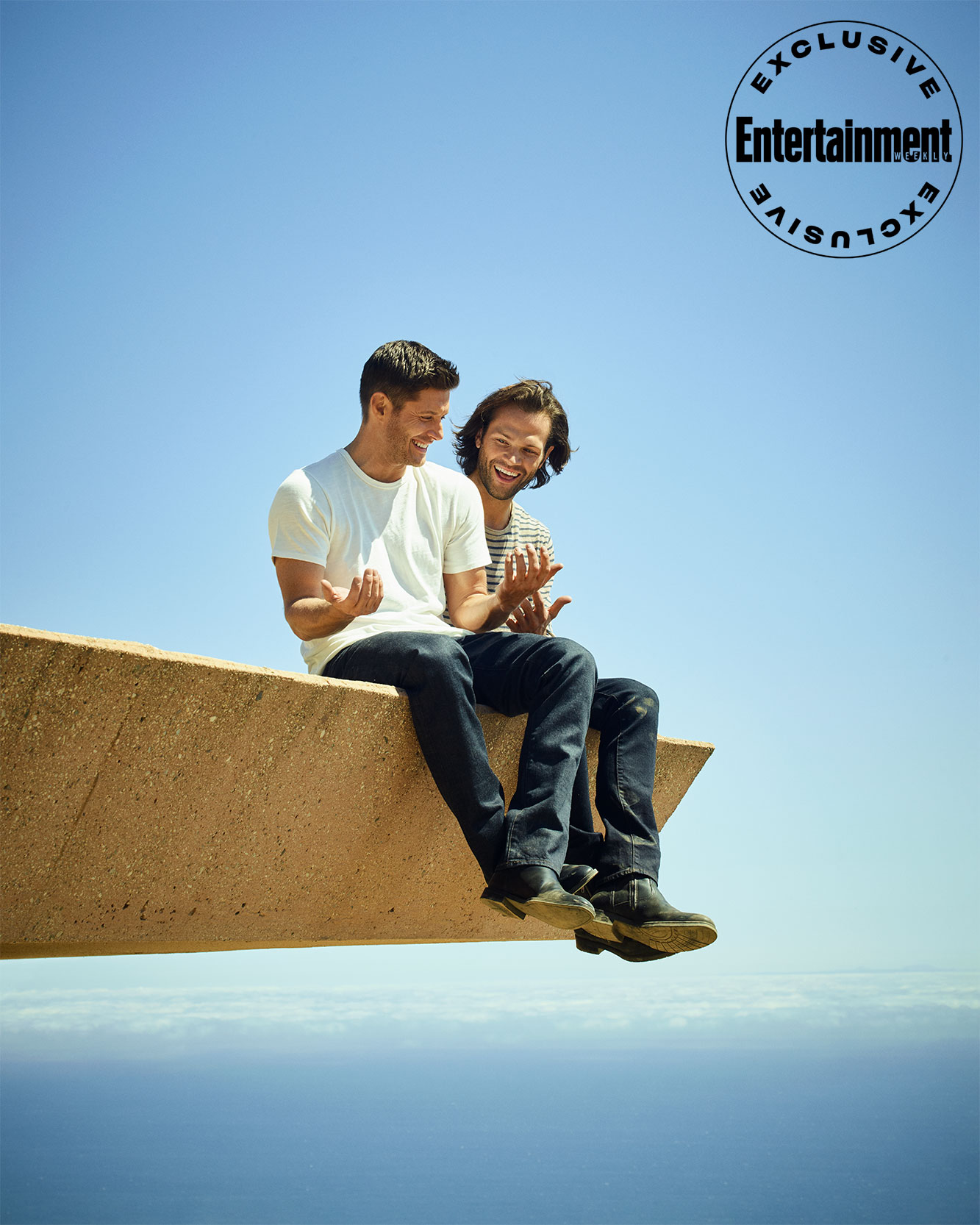 Supernatural May 2020 EW cover