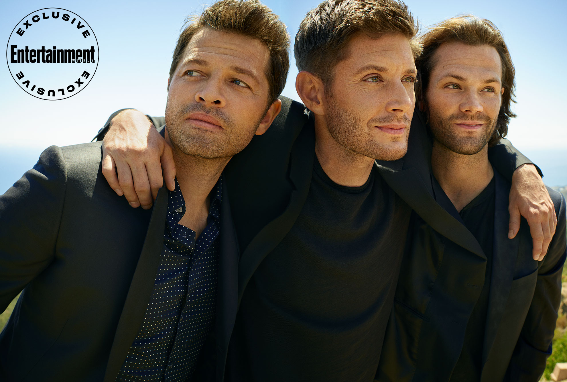 Supernatural stars celebrate 15 years in exclusive EW portraits