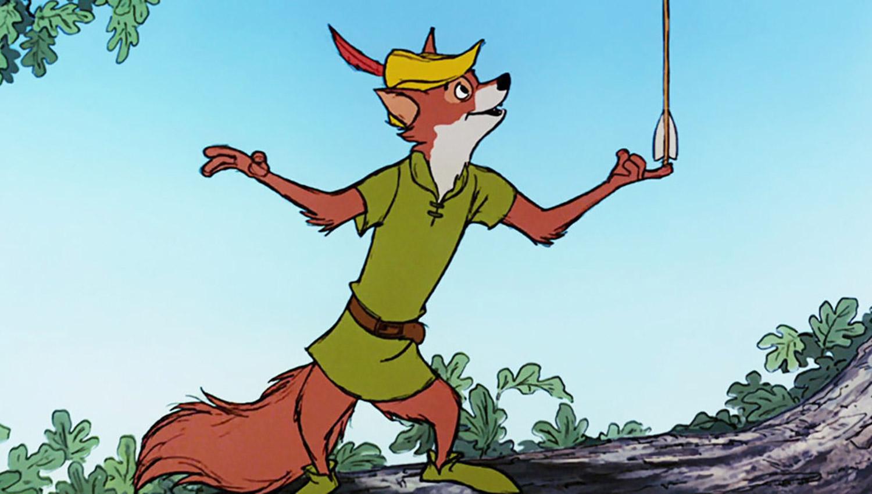 Disney's 'Robin Hood'
