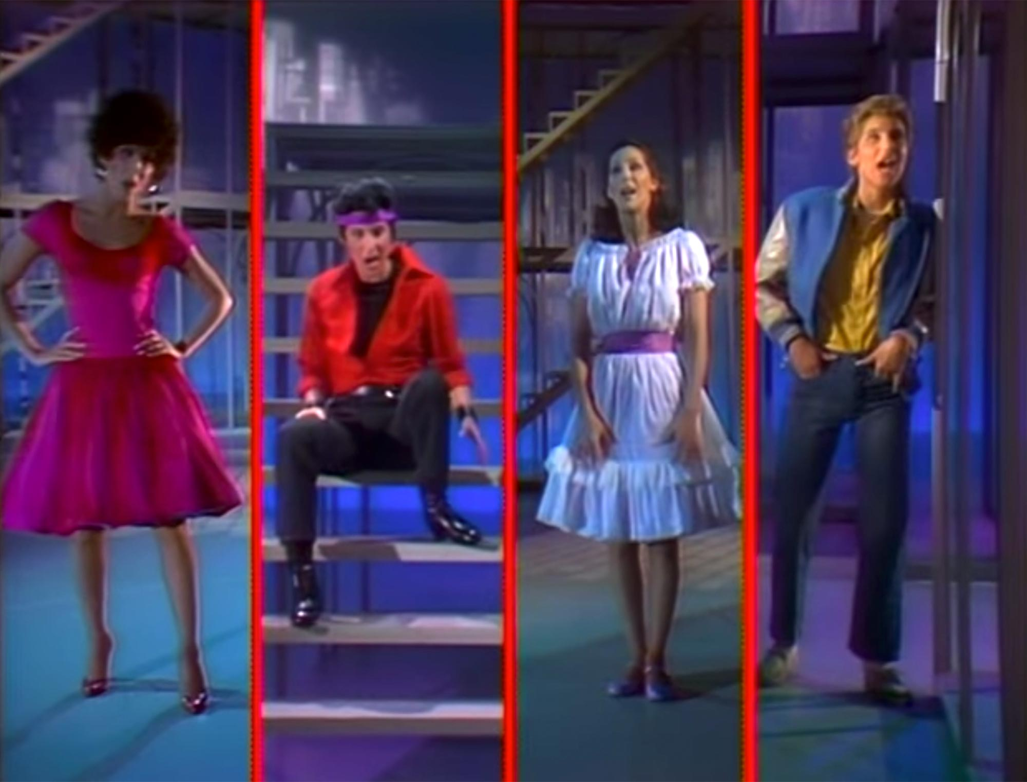 Cher - West Side Story