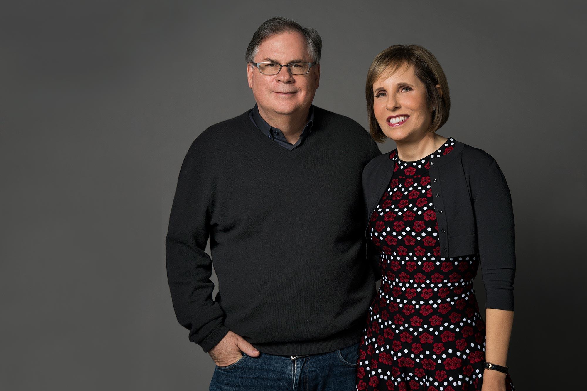 Michelle King, Robert King