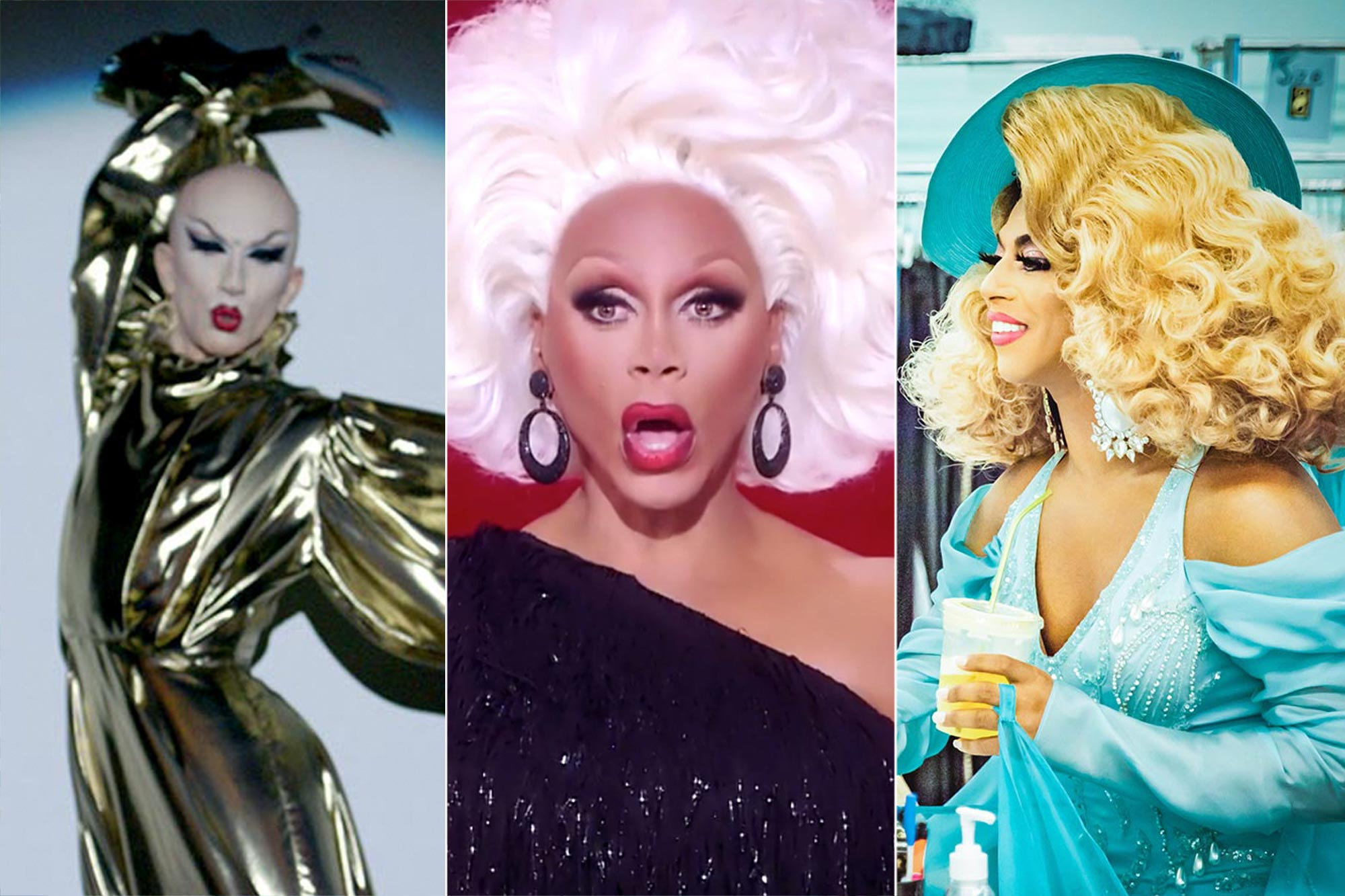 Sasha Velour's NightGowns, RuPaul's Drag Race, We're Here