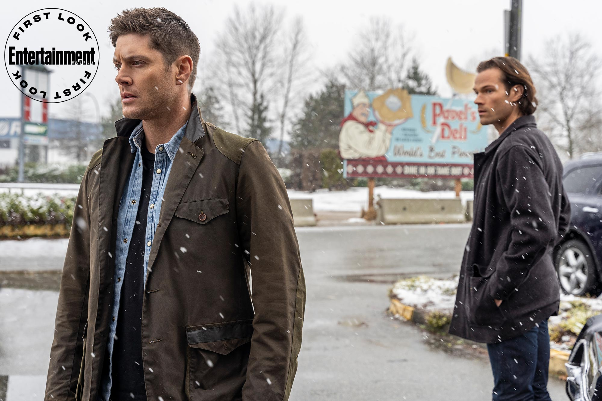 A first look at Supernatural's final episodes