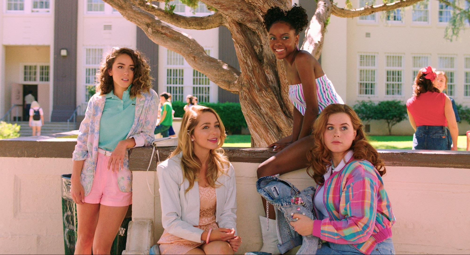 Valley Girl remake trailer: Riverdale, Happy Death Day stars got ...