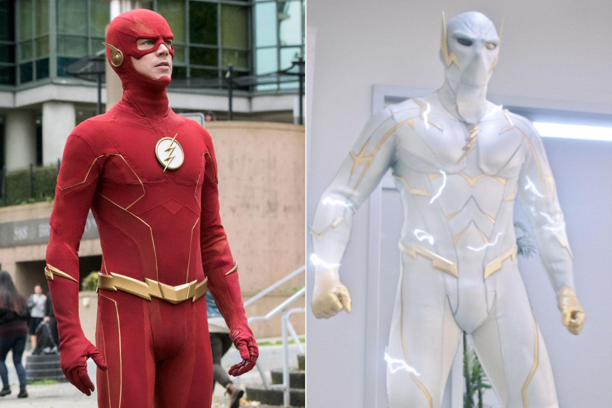 The Flash; Godspeed