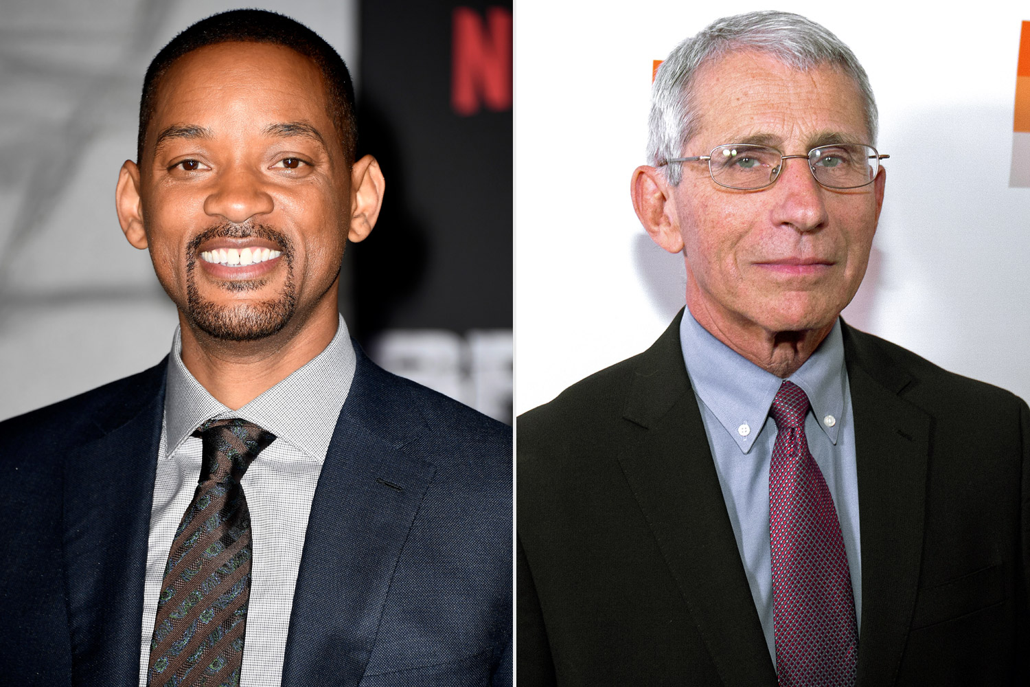 Will Smith, Dr. Fauci