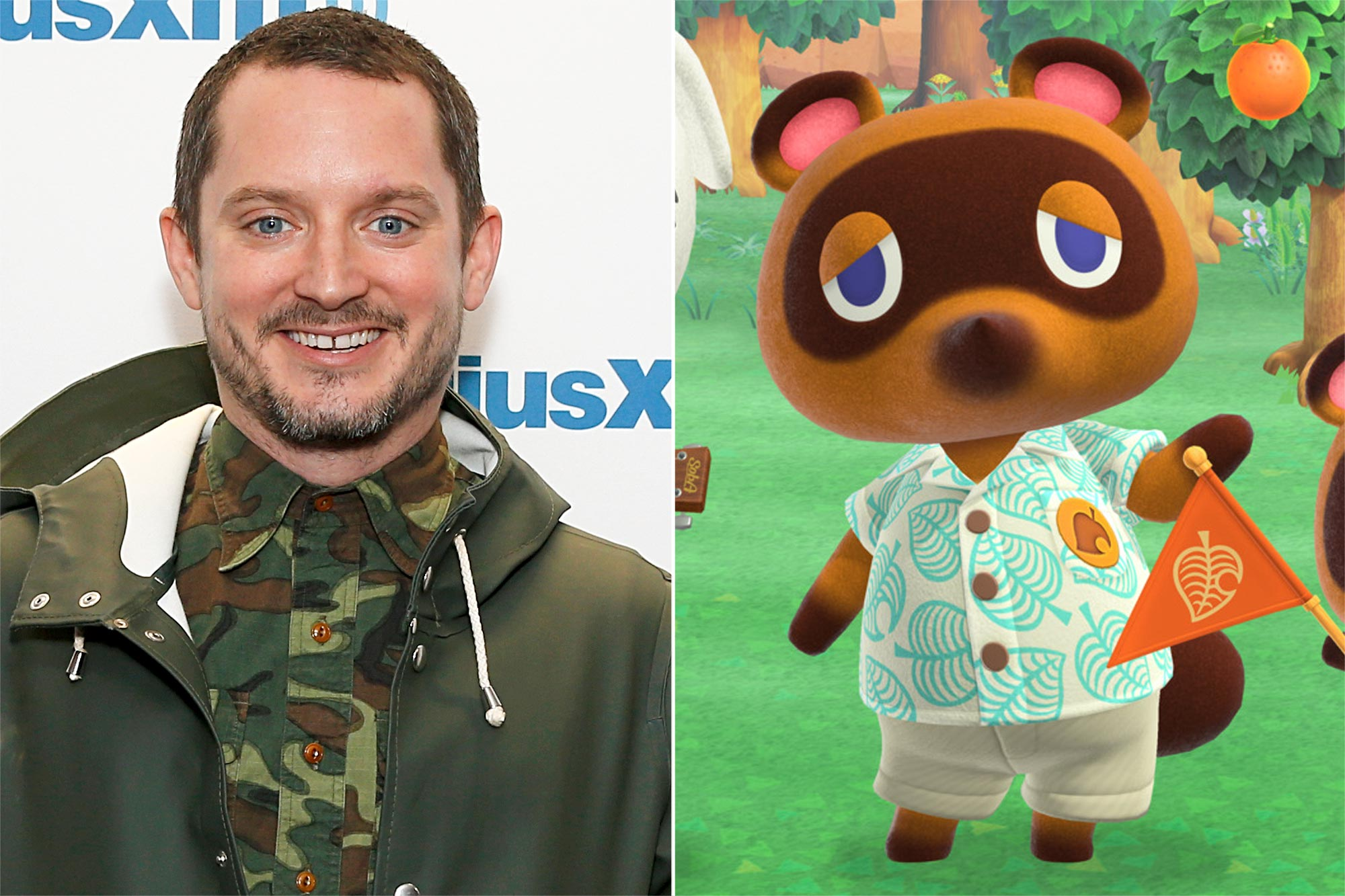 Elijah Wood, Animal Crossing